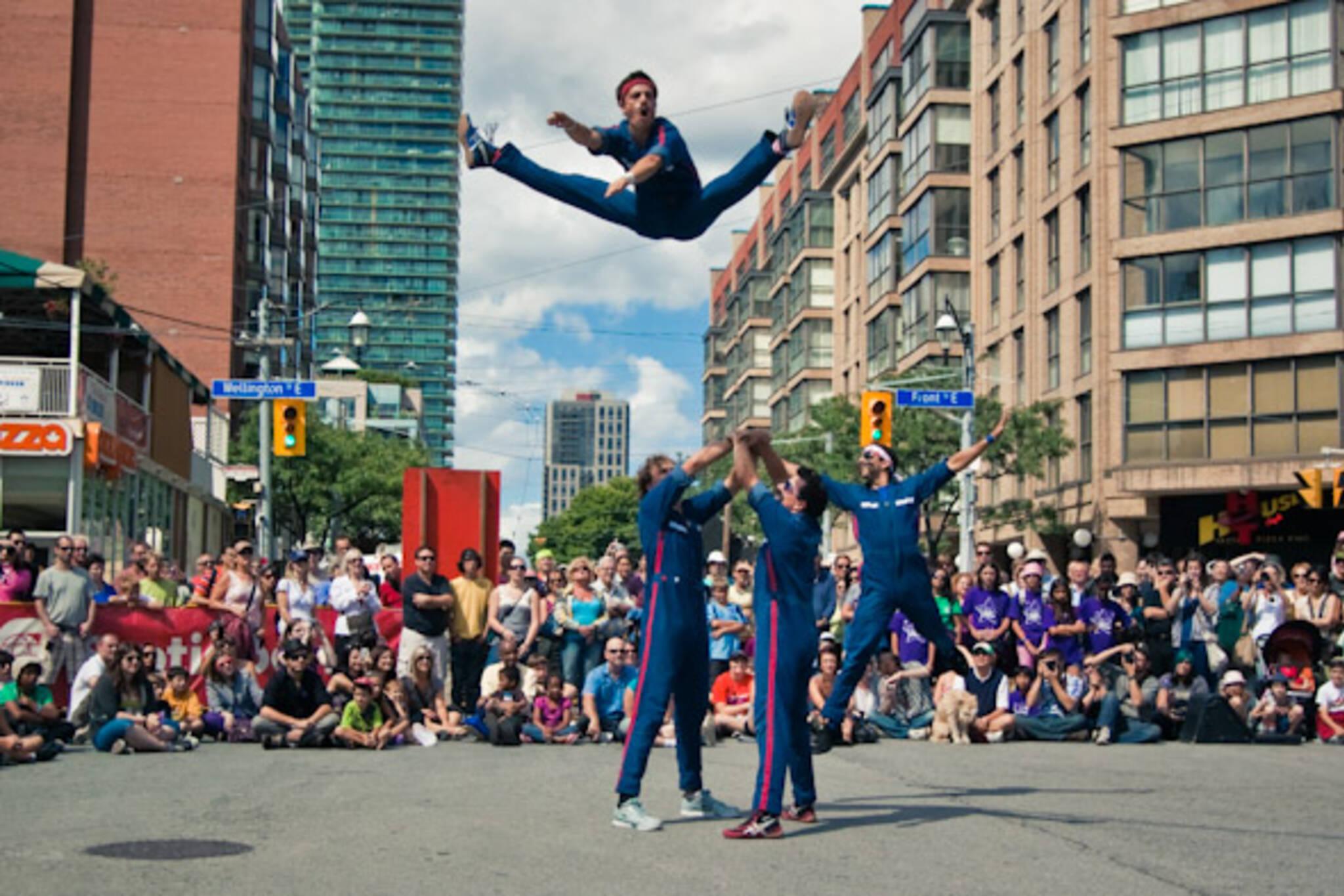 Buskerfest Toronto