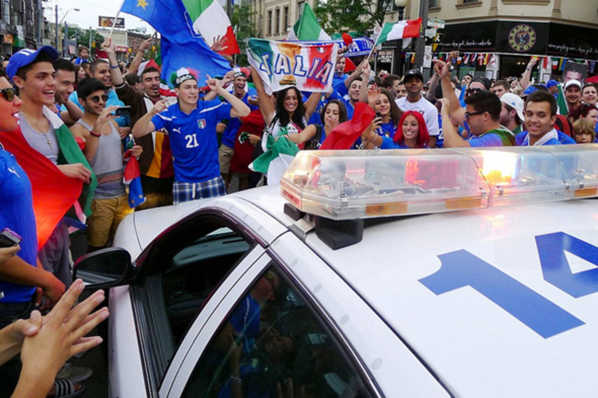 Euro Cup Finals Toronto