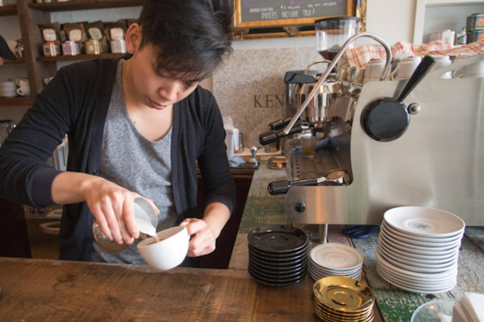 toronto best new cafes 2012