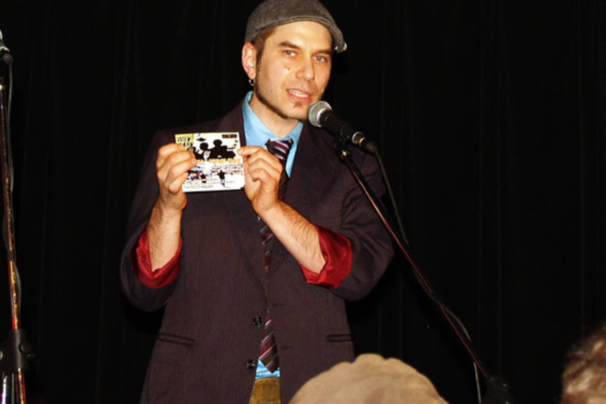 The Rustbelt Poetry Slam