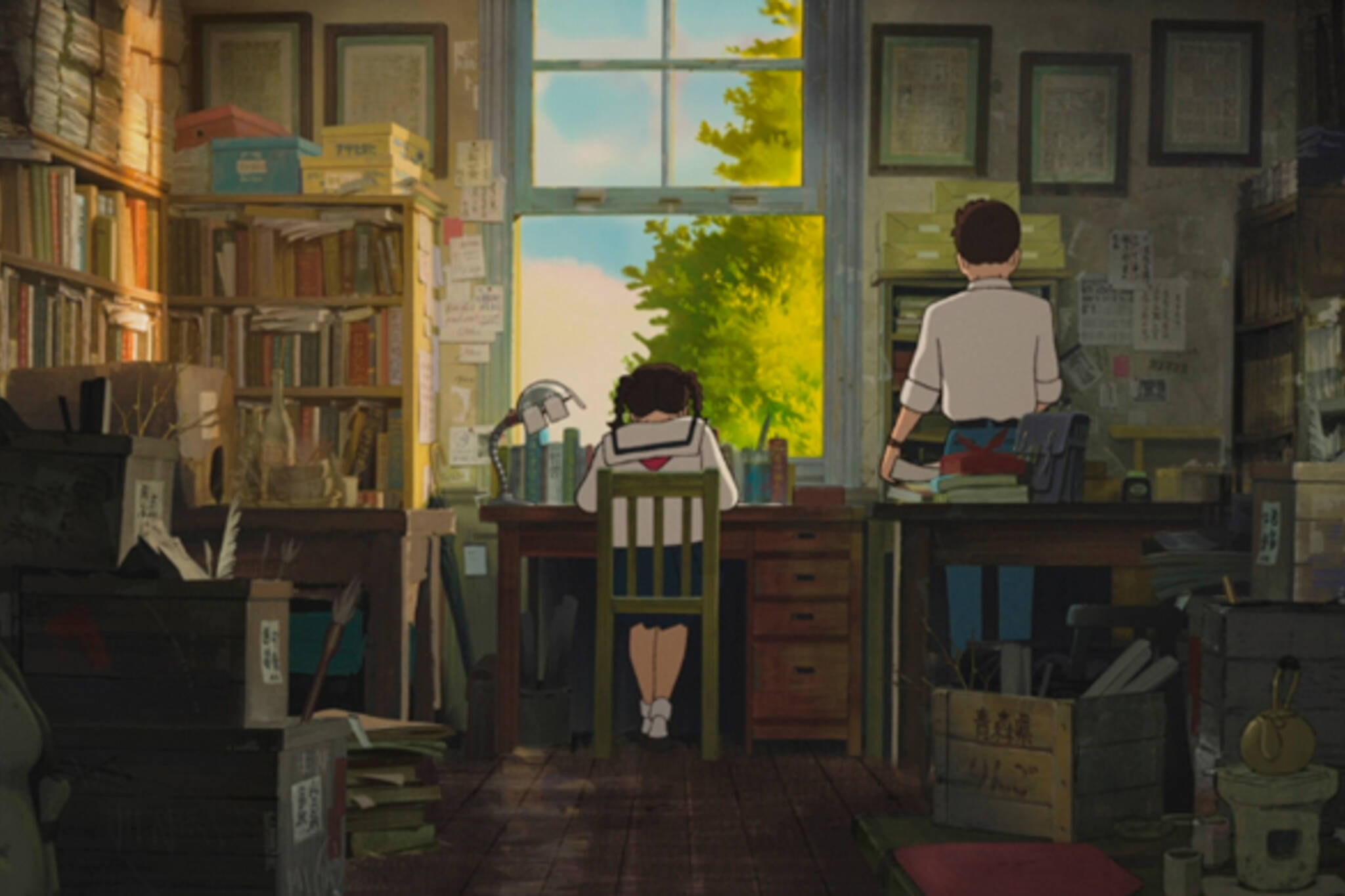This Week In Film From Up On Poppy Hill Kazuhiro Soda Patience
