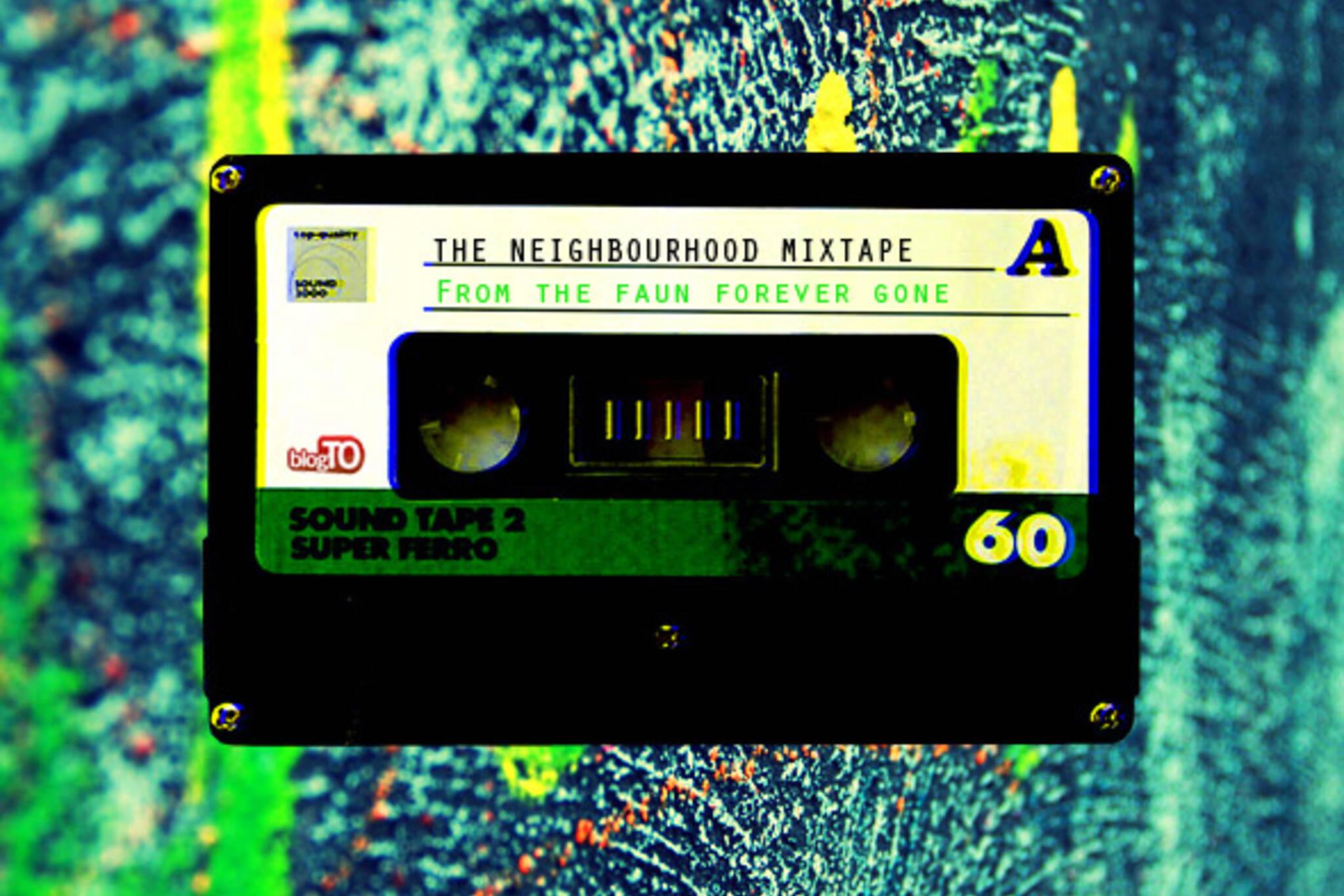 blogTO Neighbourhood Mixtape