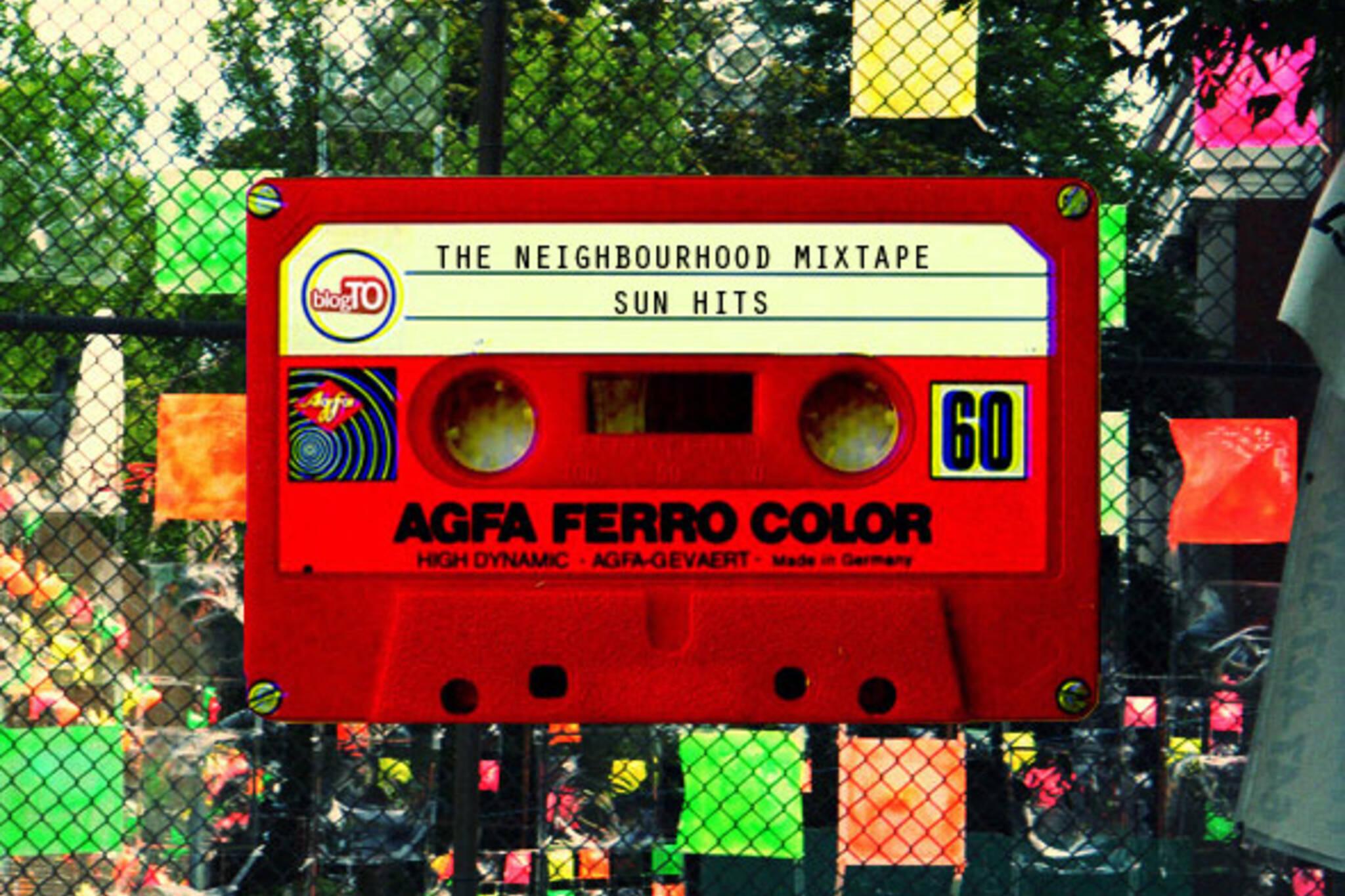 Neighbourhood Mixtape blogTO