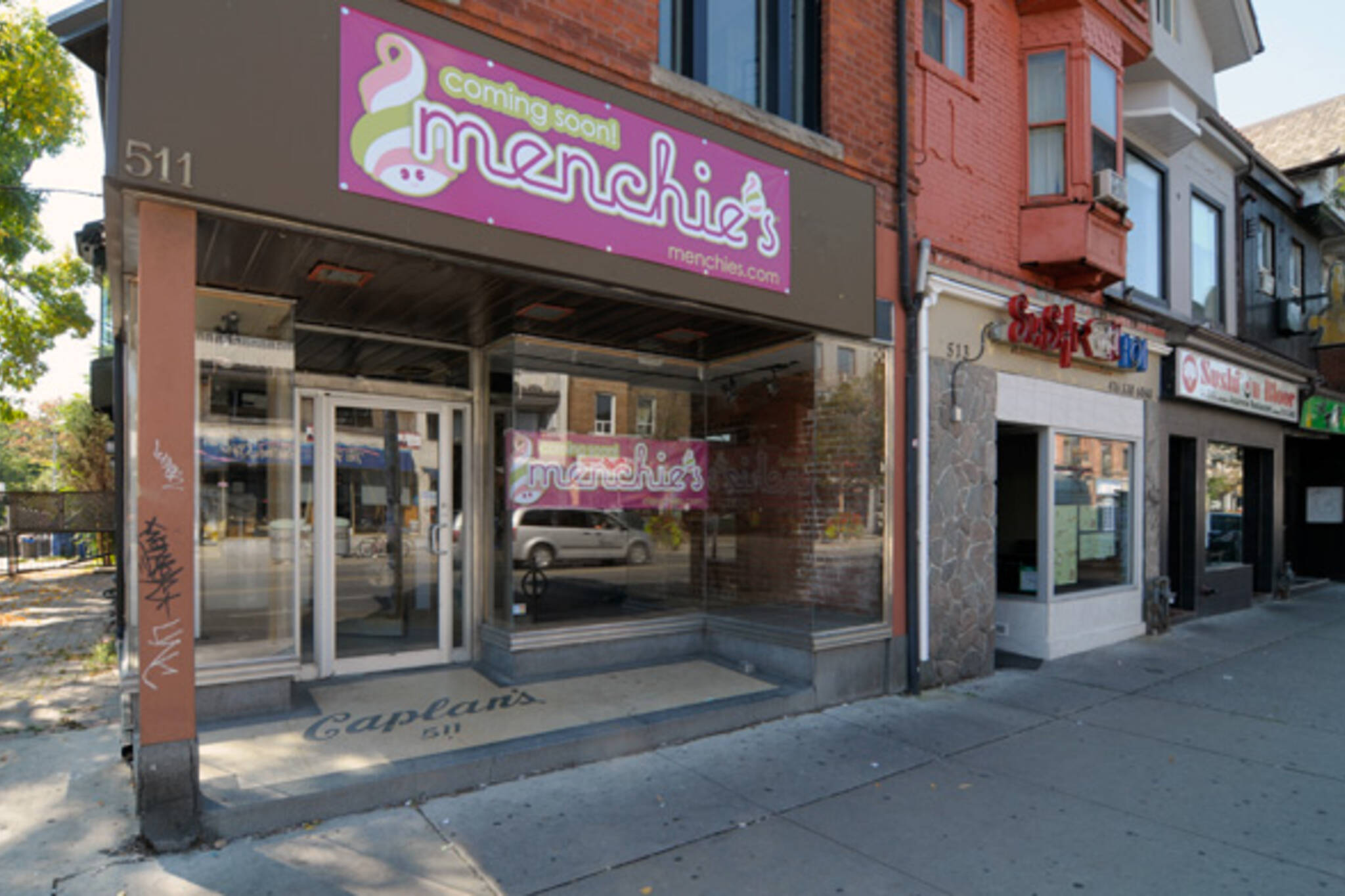 Menchie's Toronto