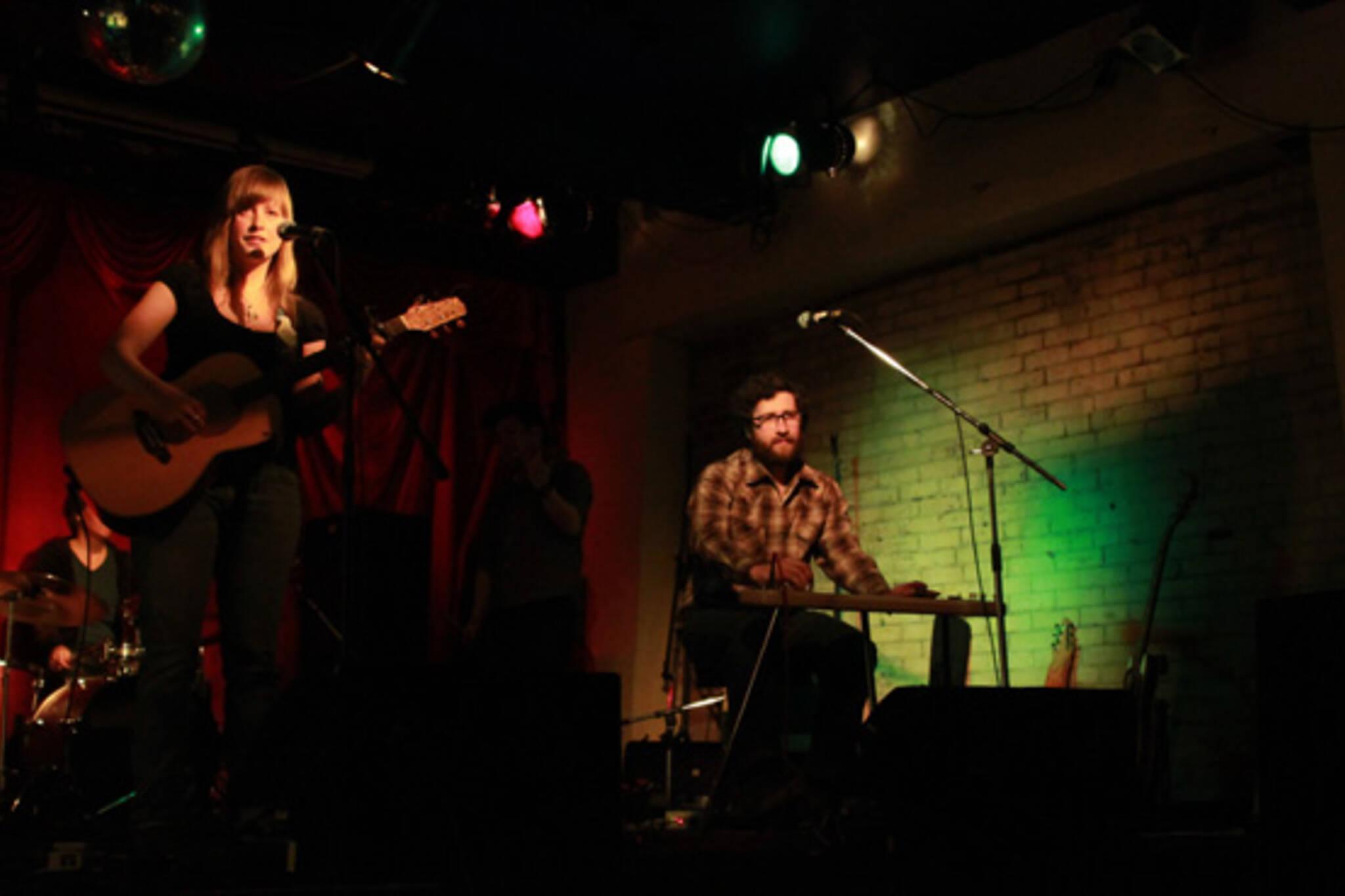 Julie Fader, Live Toronto