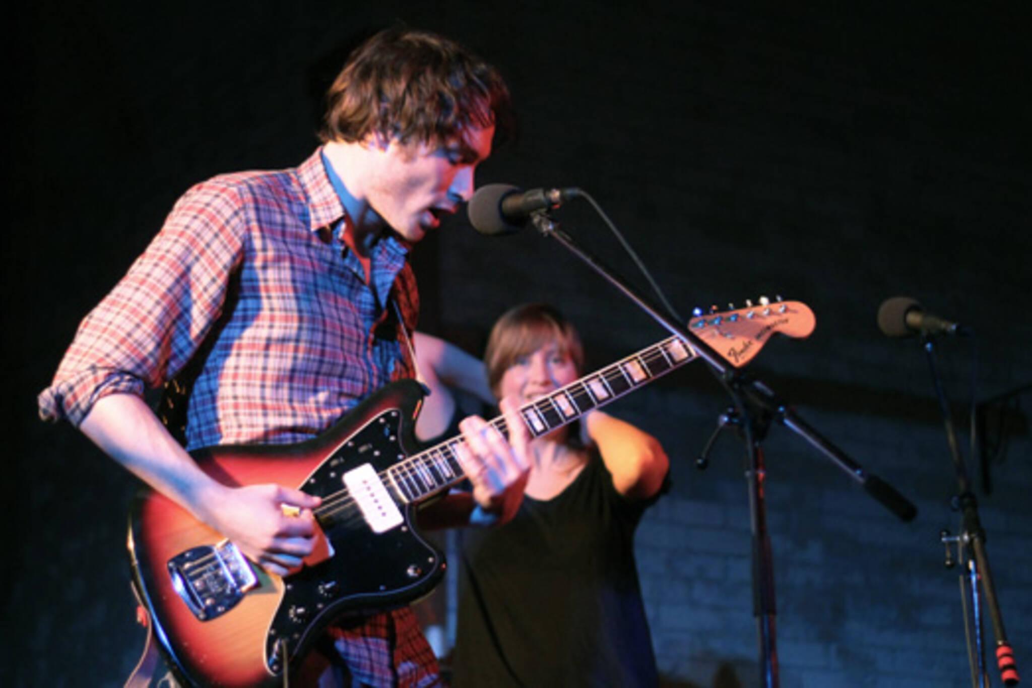 Brian Borcherdt, Julie Fader Live Concert Toronto