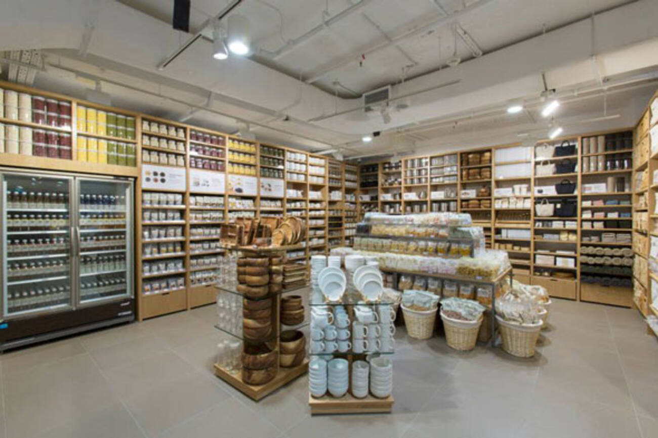 Muji To Open First Toronto Store At The Atrium On Bay