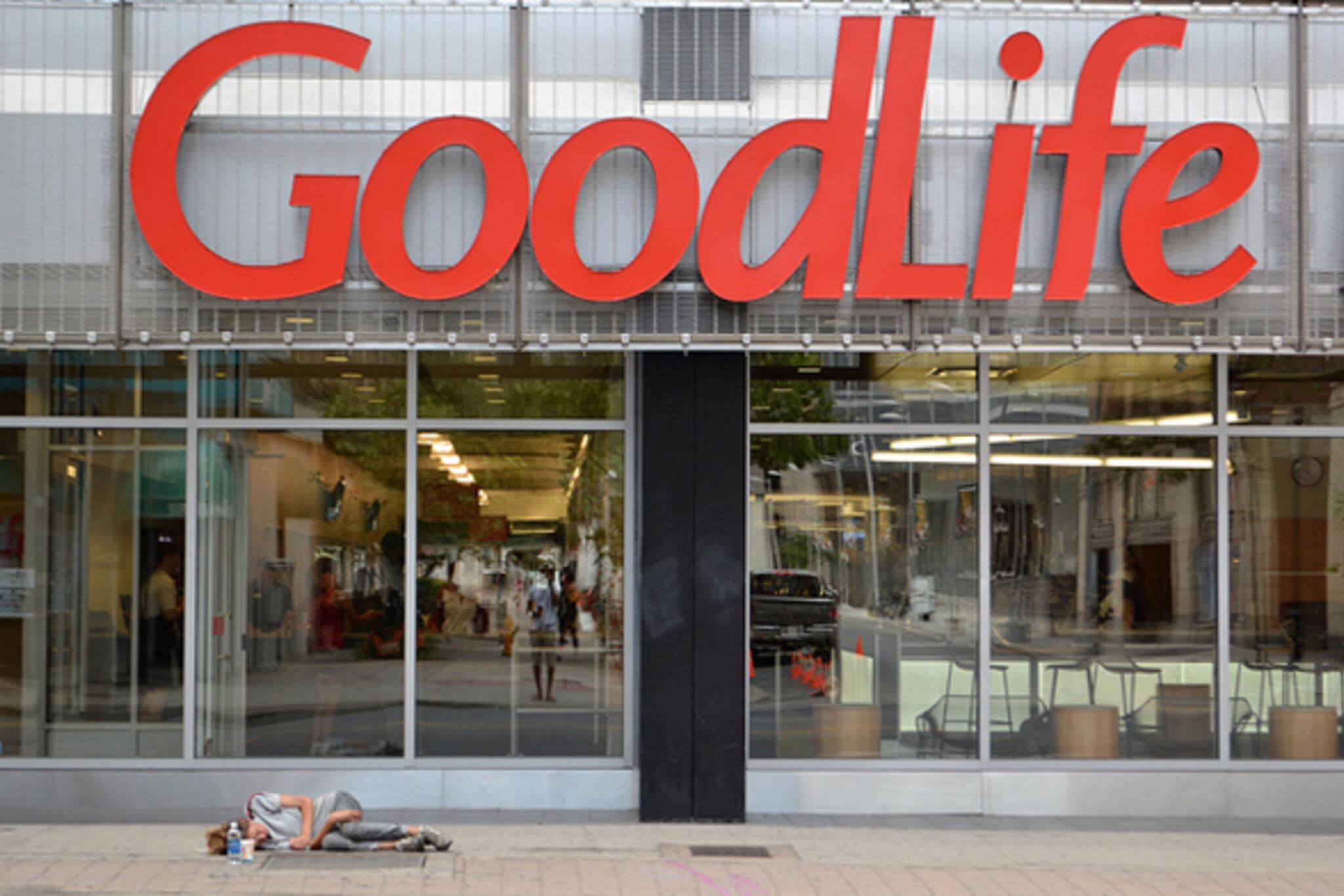 Goodlife extreme fitness
