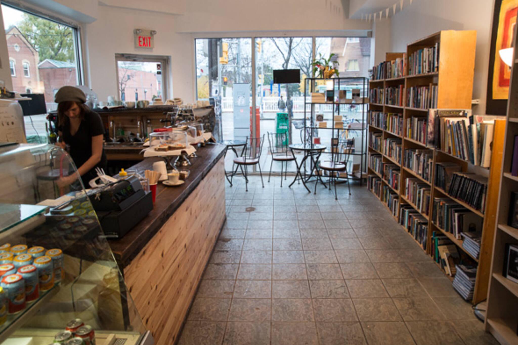 college st toronto bookstore