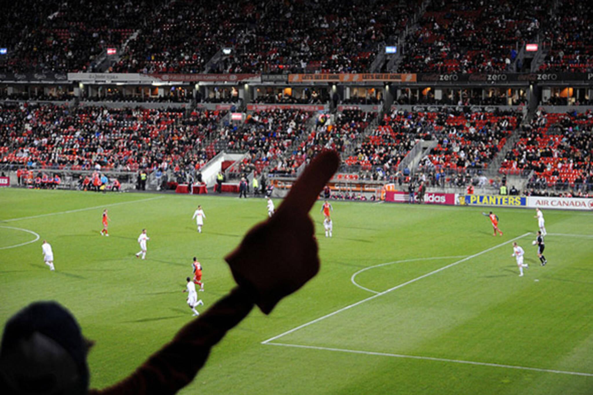 soccer, one, fan