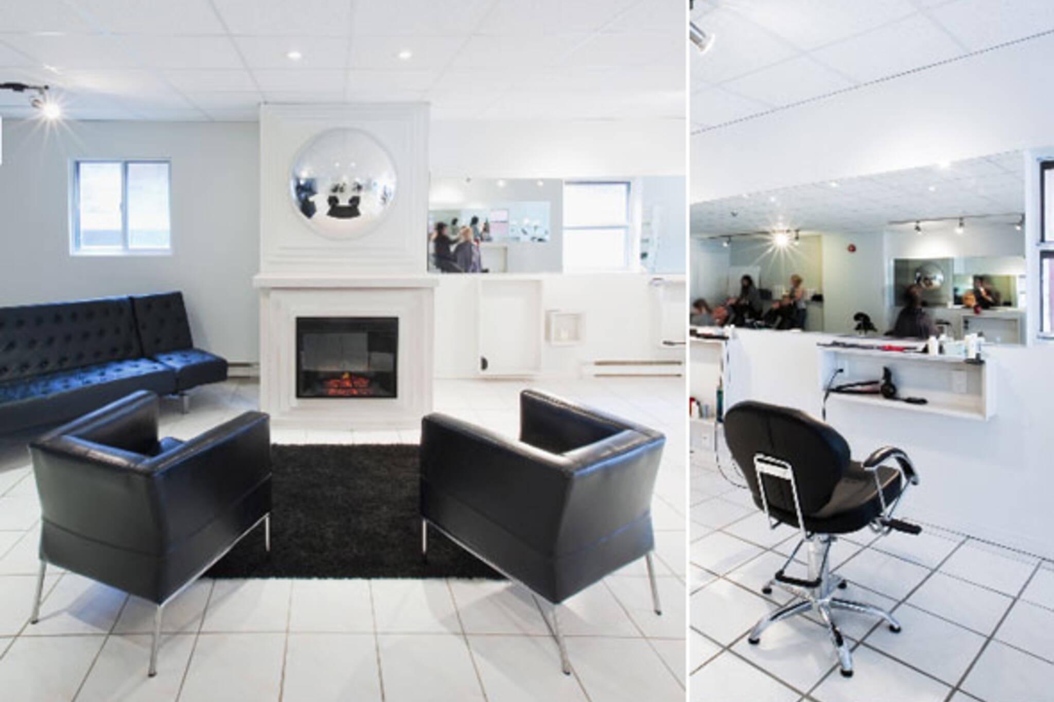 Parlour Hair Salon Ossington Toronto