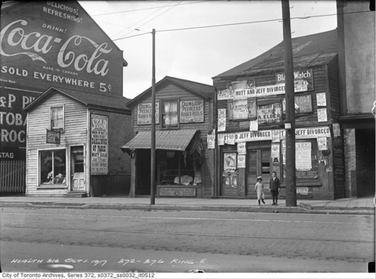 What Corktown Used To Look Like In Toronto