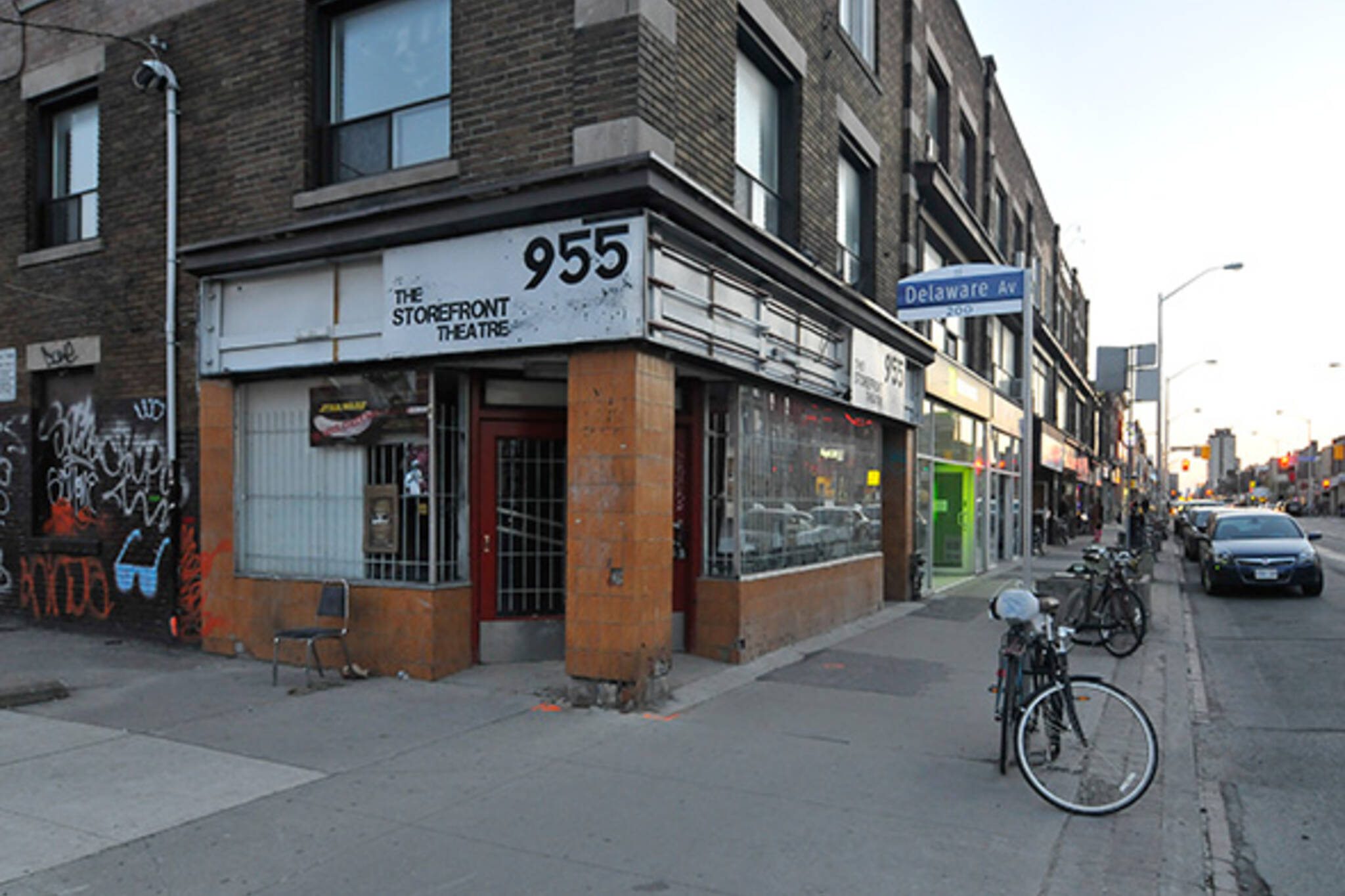 Storefront Theatre Toronto