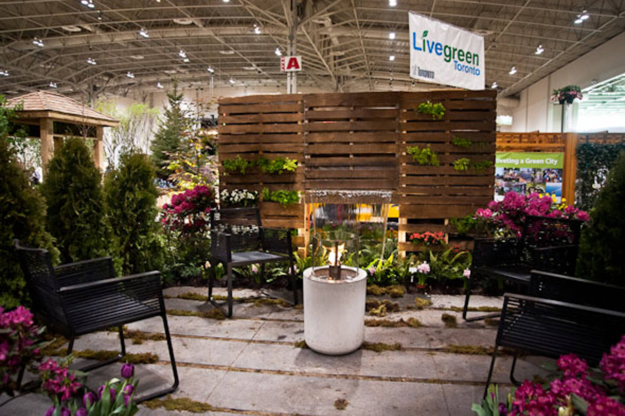 National Home Show Canada Blooms