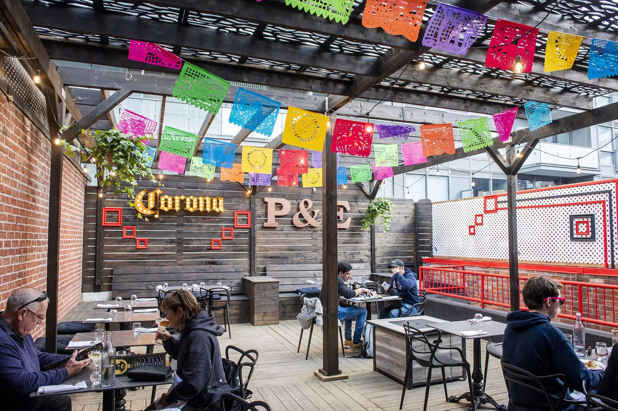 toronto expand patios