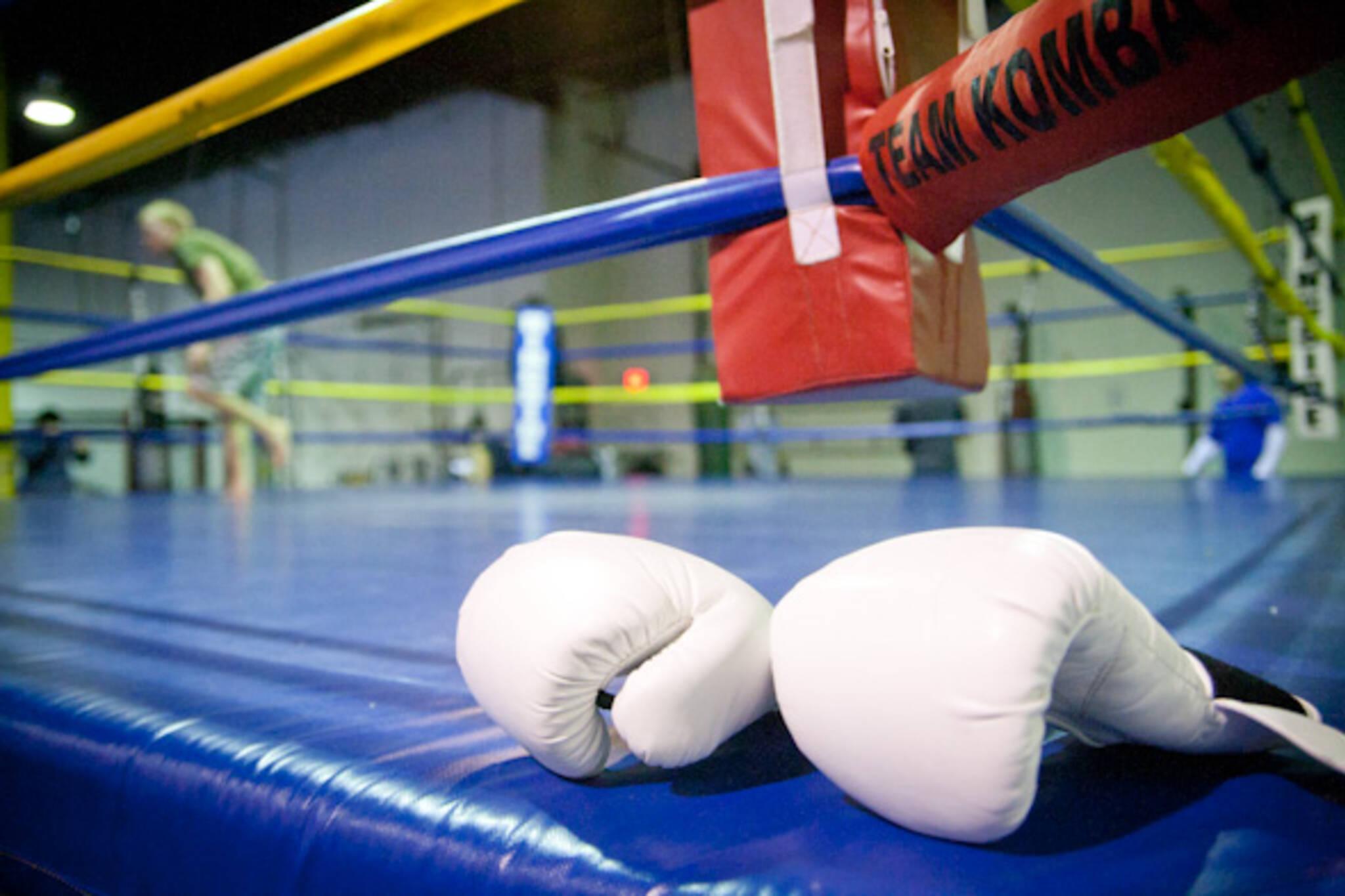 MMA Toronto Area