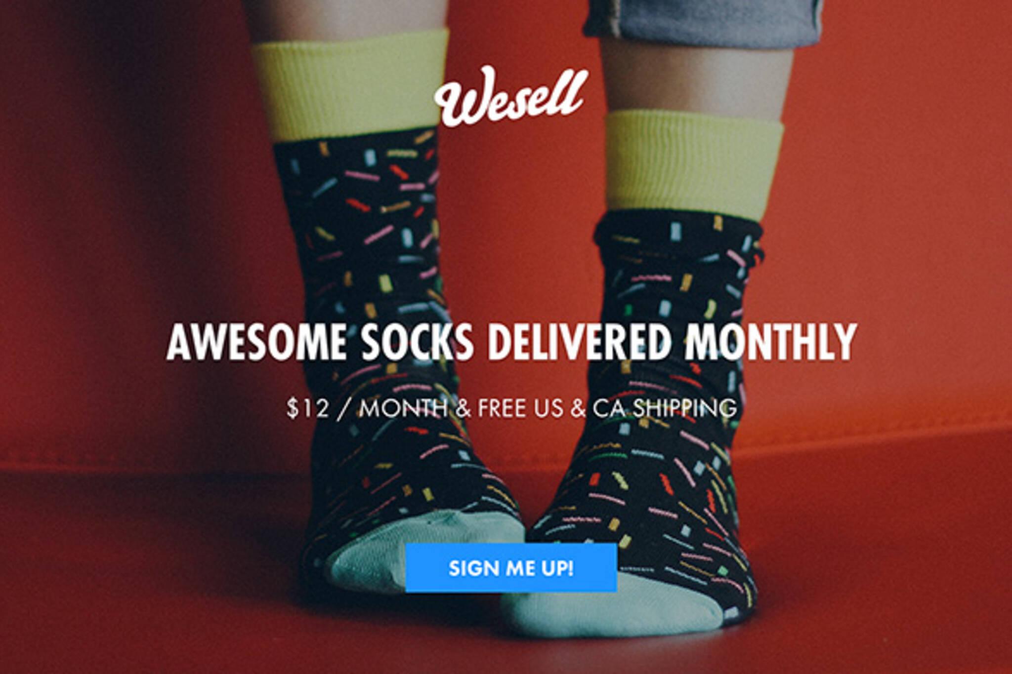We Sell Socks Toronto
