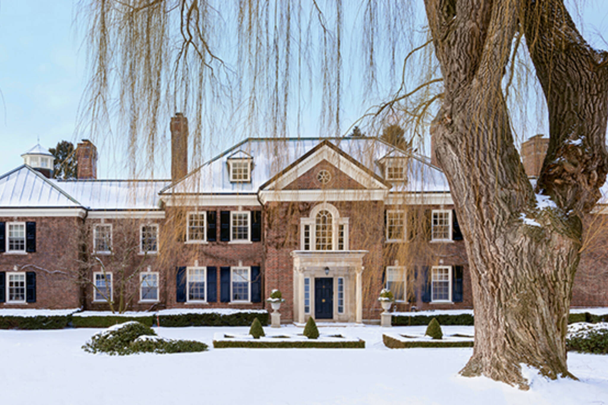 Conrad Black toronto house sale