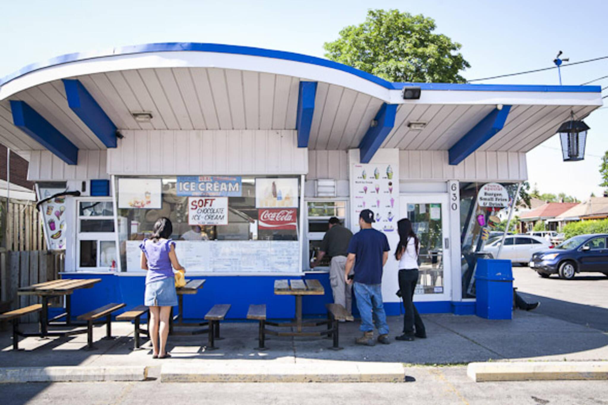 ice cream queensway