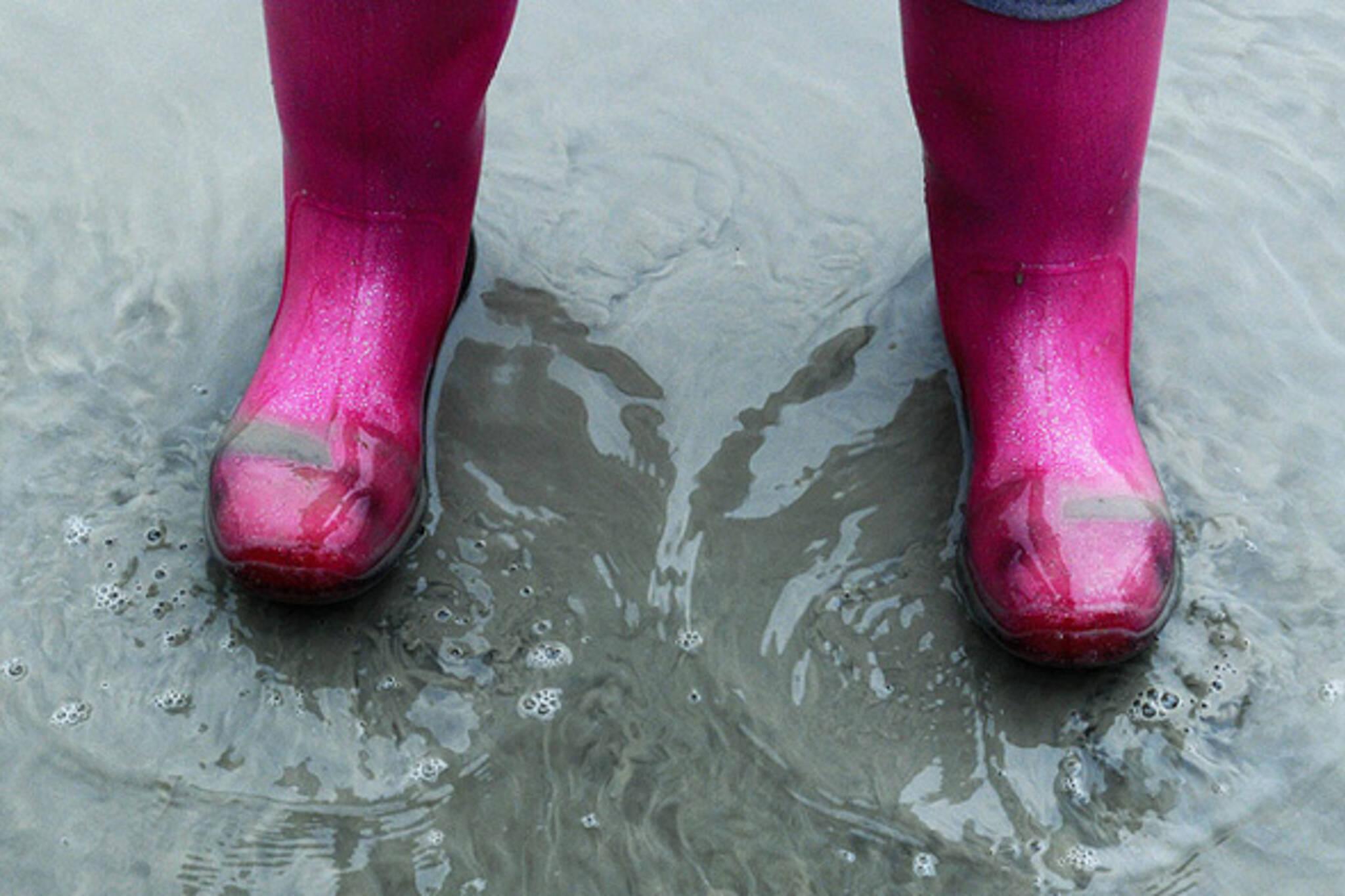 rain boots toronto