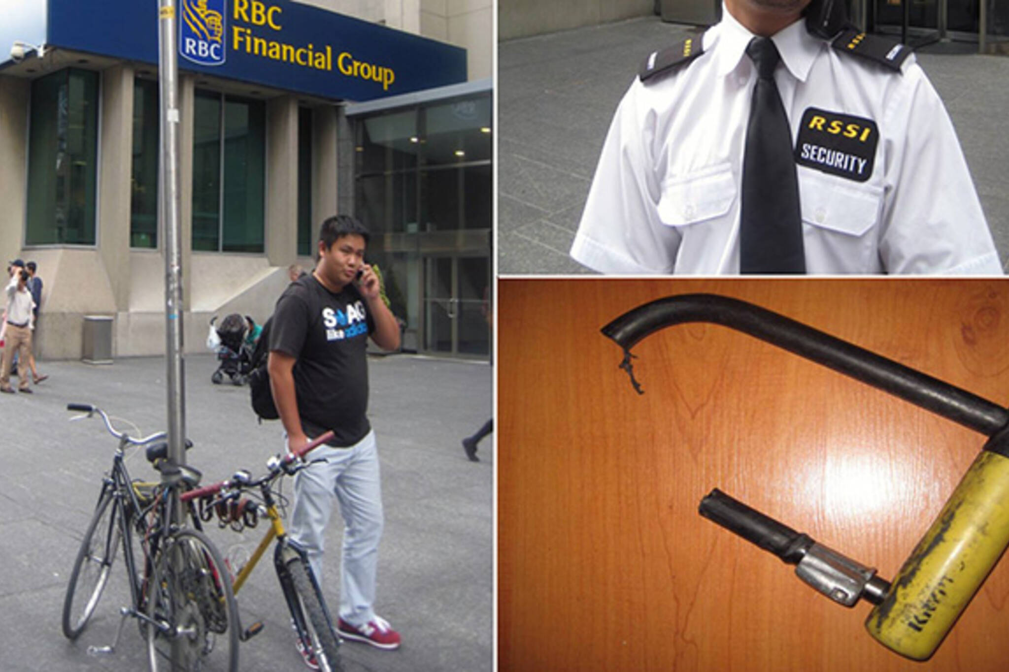 Brookfield bike theft