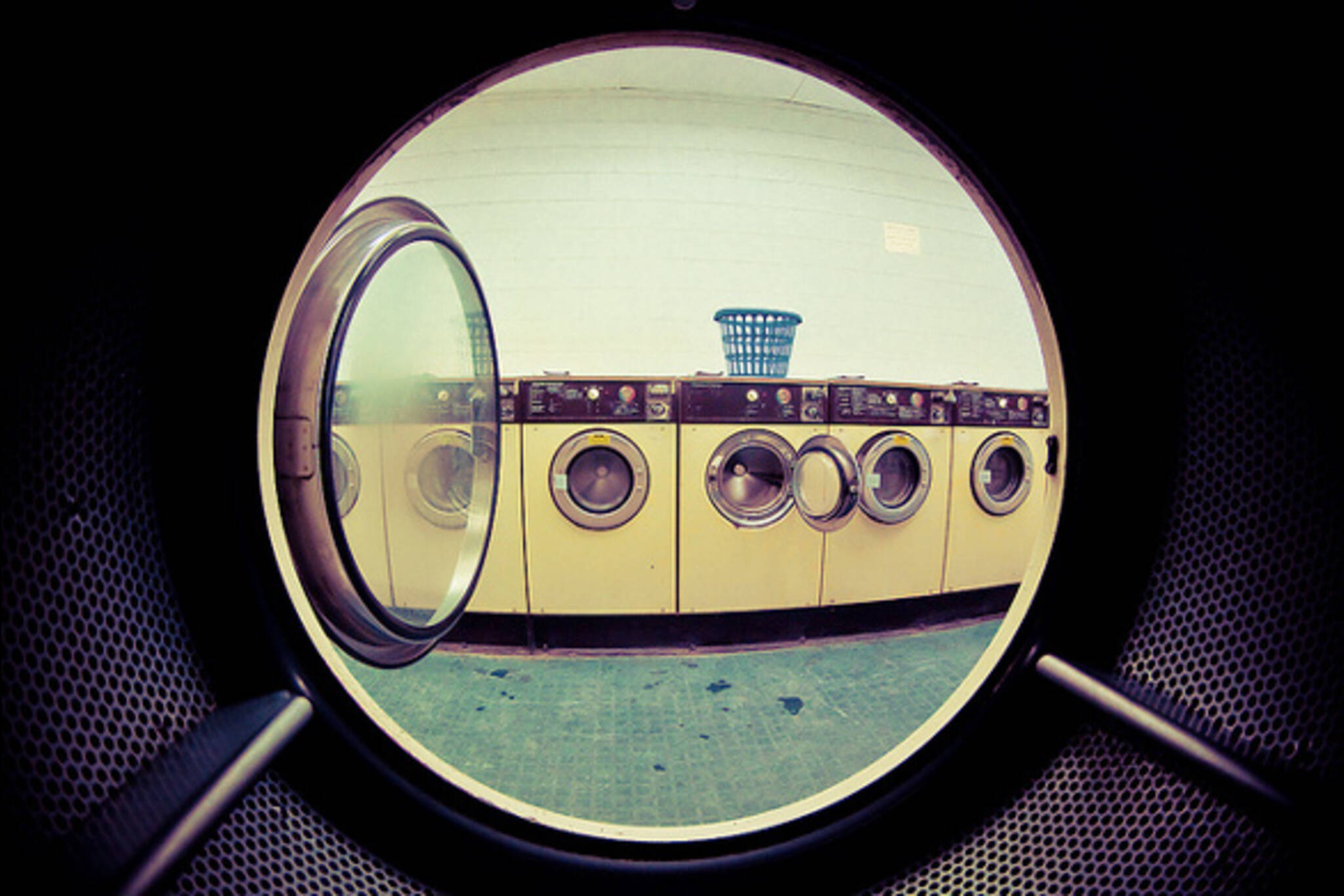 Toronto Laundromat