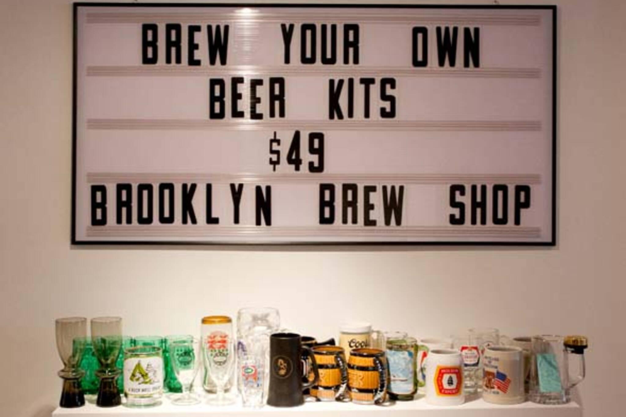 bar supplies Toronto
