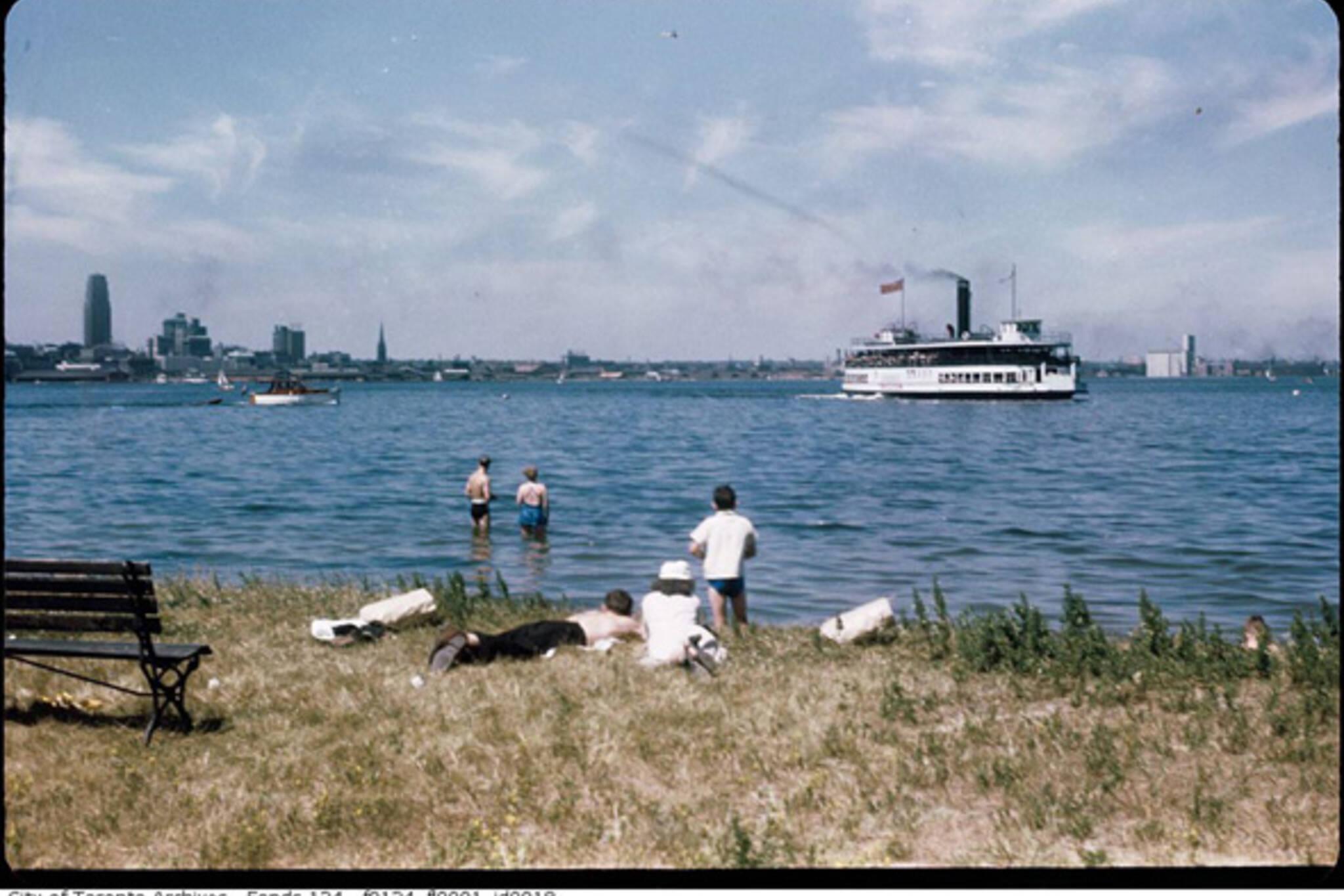 Toronto Island Ferry History