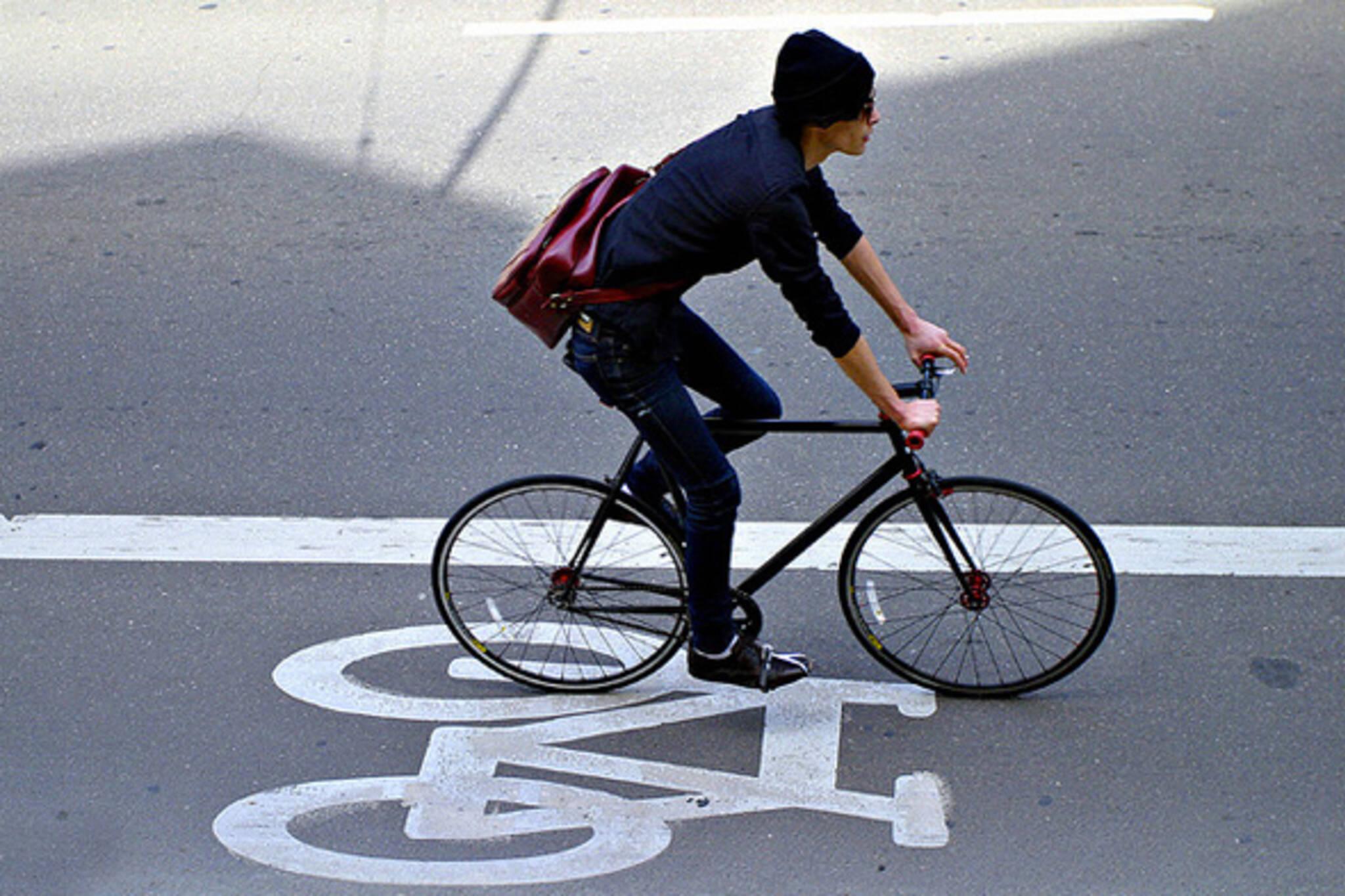 Dupont Bike Lane