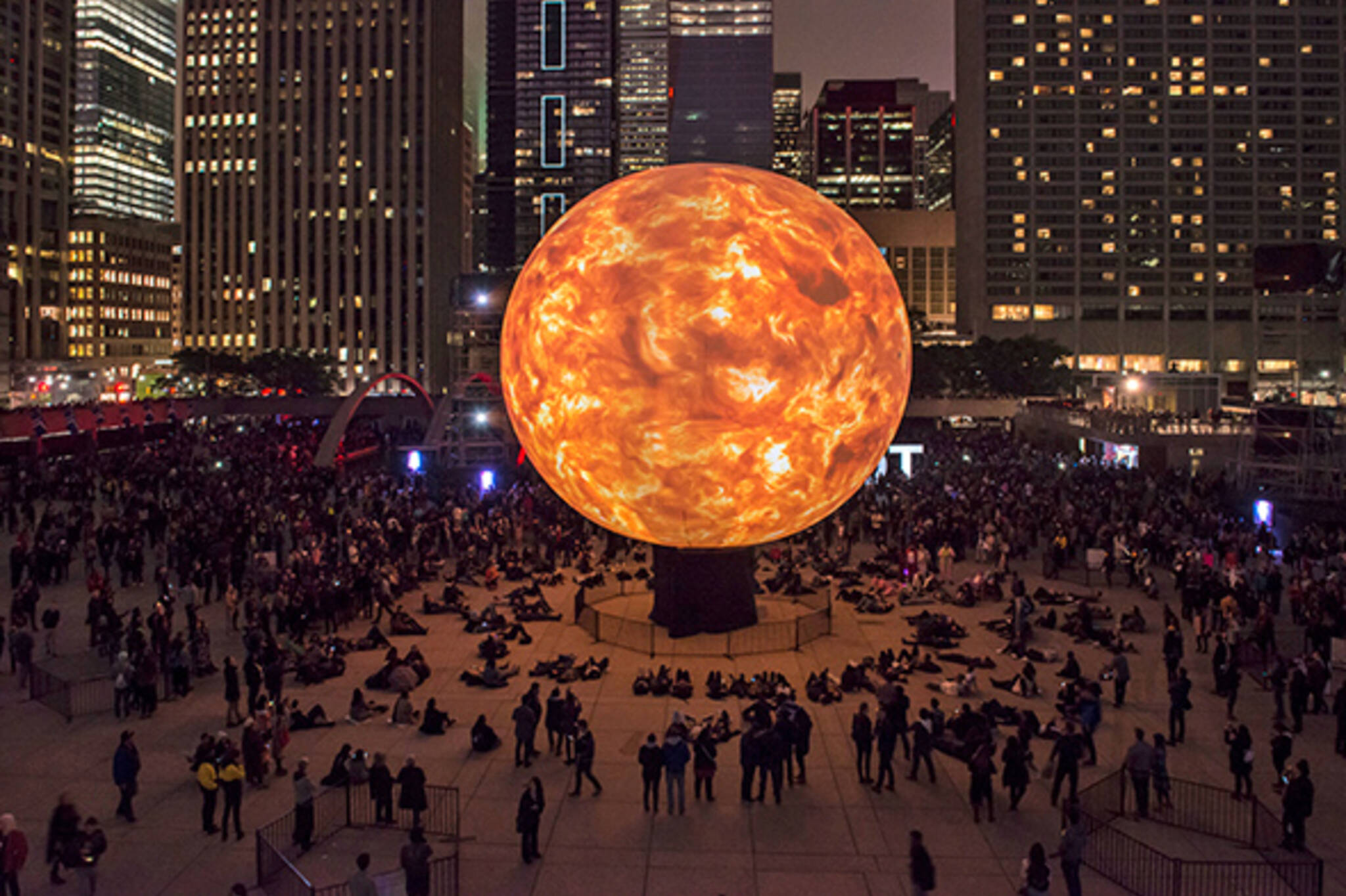 Nuit Blanche Toronto 2016