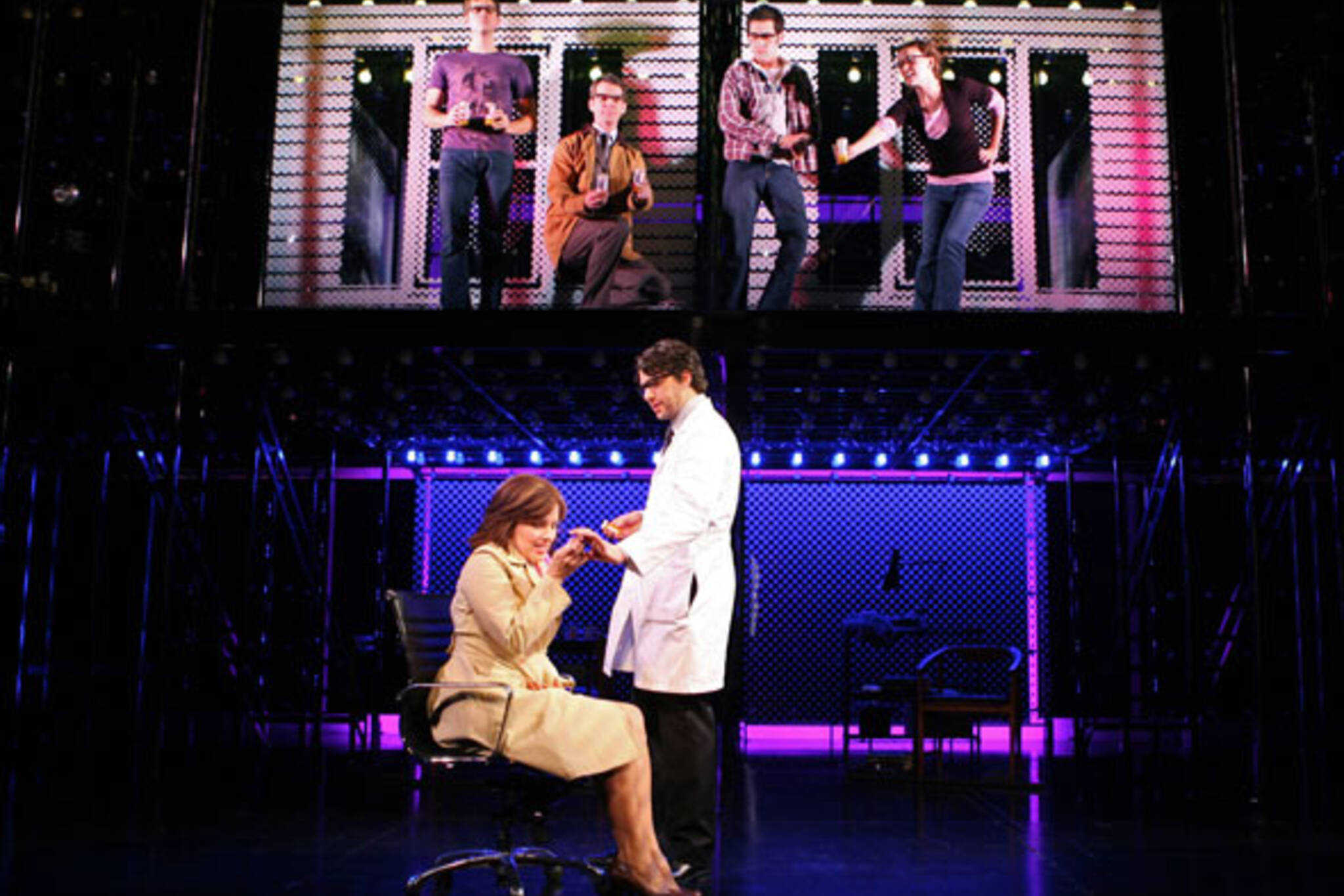 Next to Normal Musical