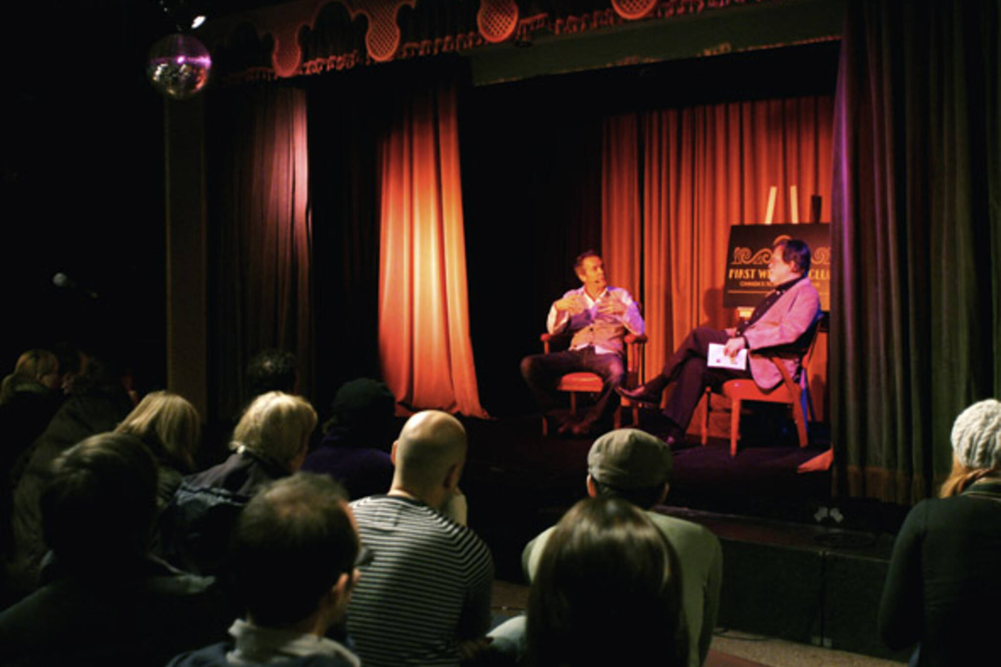 First Weekend Club Q&A with C.R.A.Z.Y. film director Jean-Marc Valee at The Drake Hotel Underground