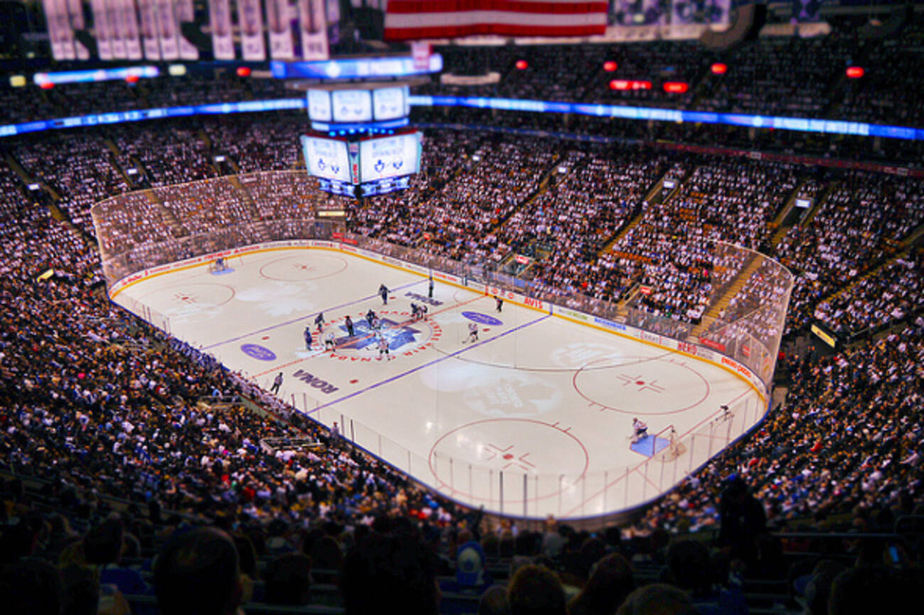 Toronto Gets A Monthly Speaker Series All About Hockey