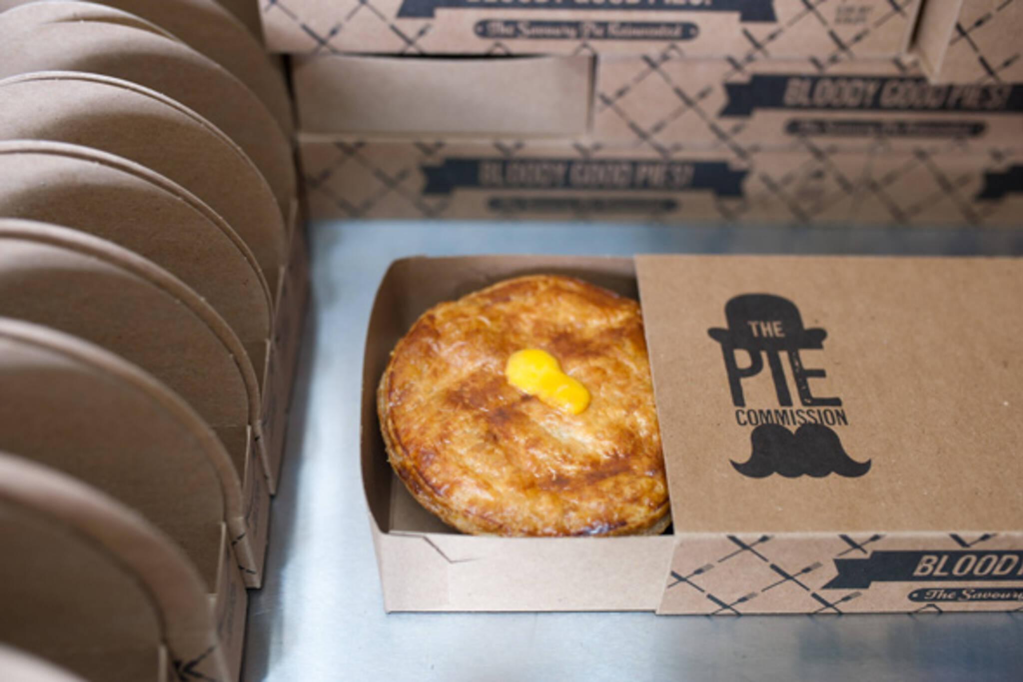 Savoury pie toronto