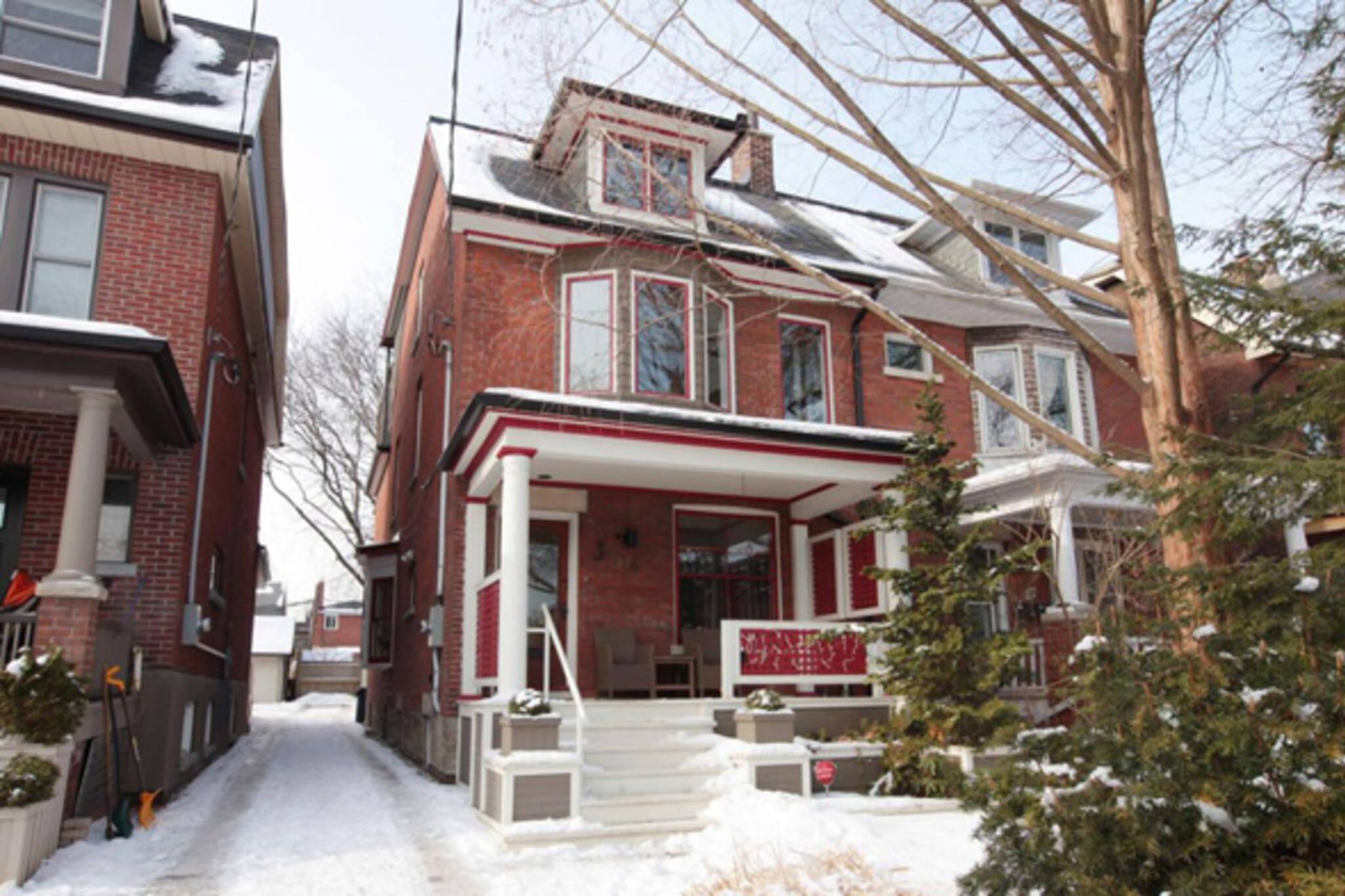 116 Albany Avenue Toronto
