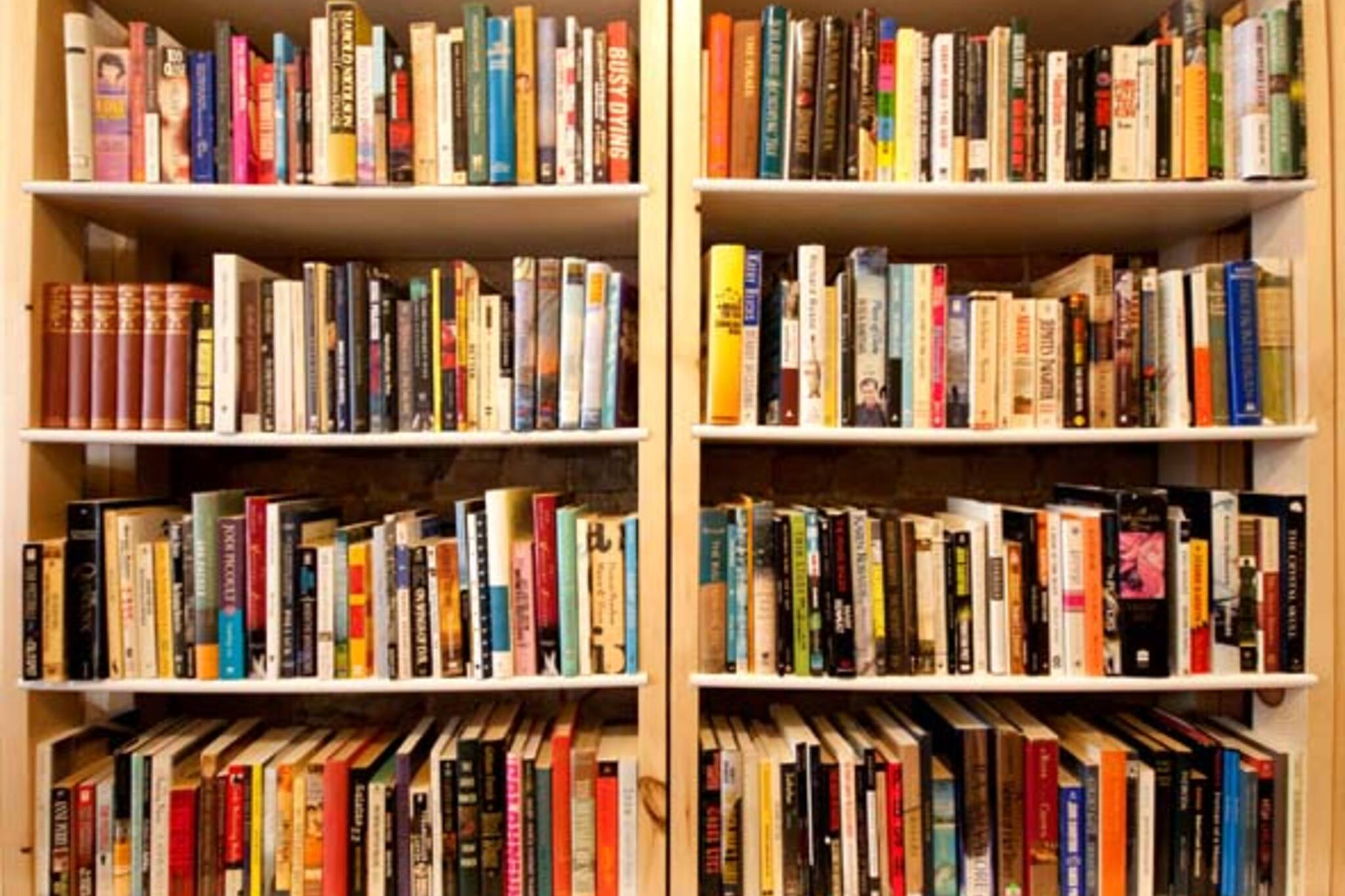 bookstore parkdale