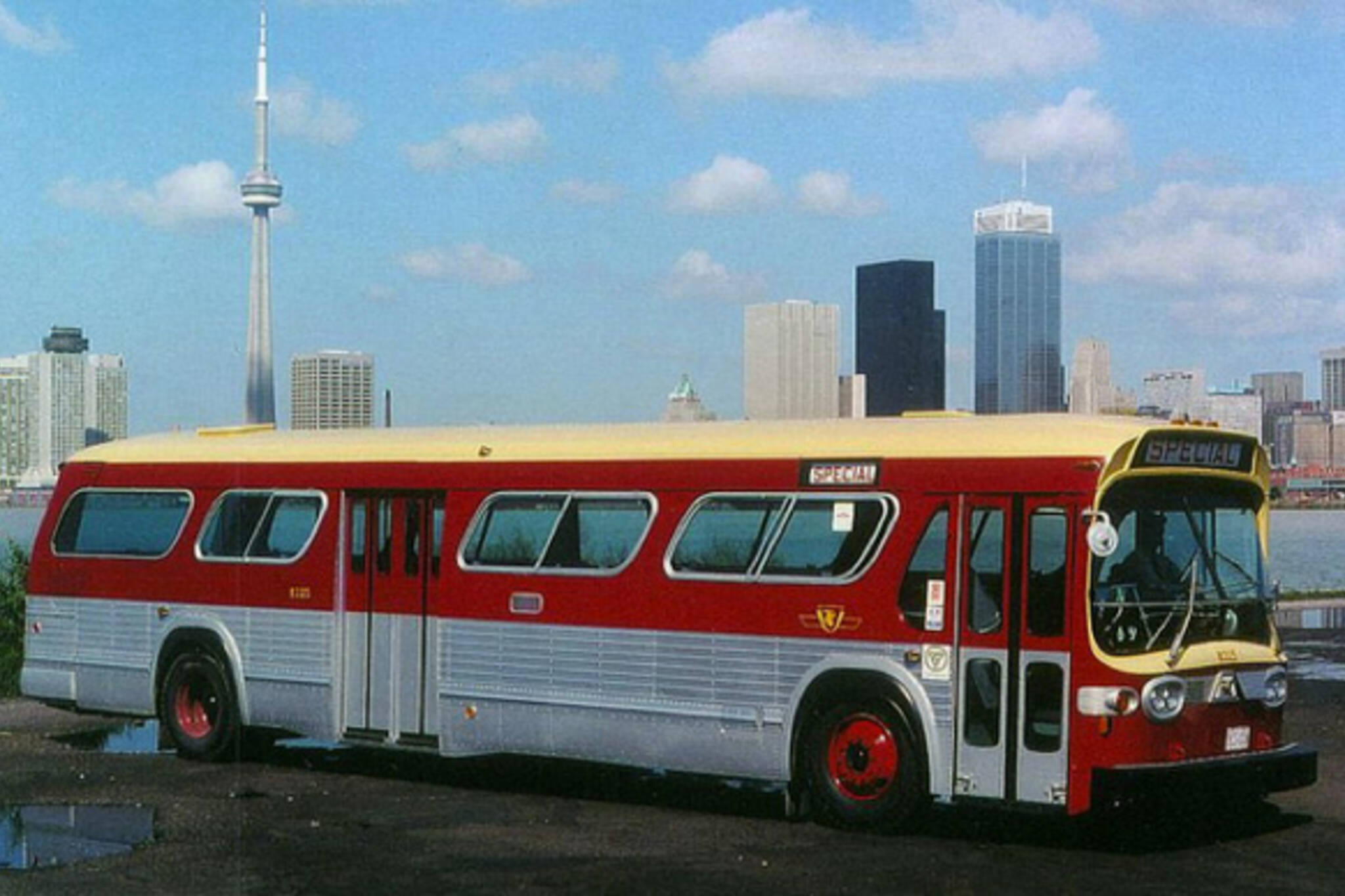 Vintage TTC ads commercials
