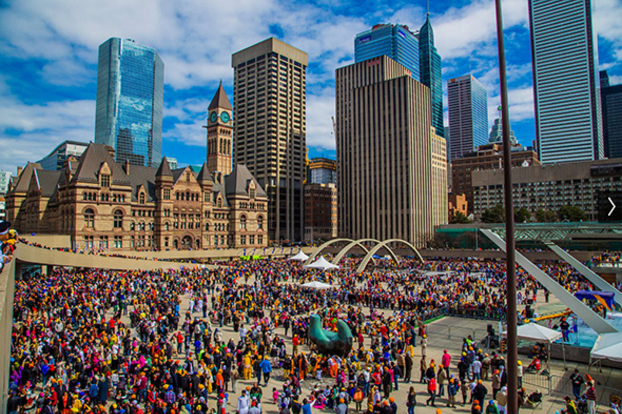 Khalsa Parade Toronto