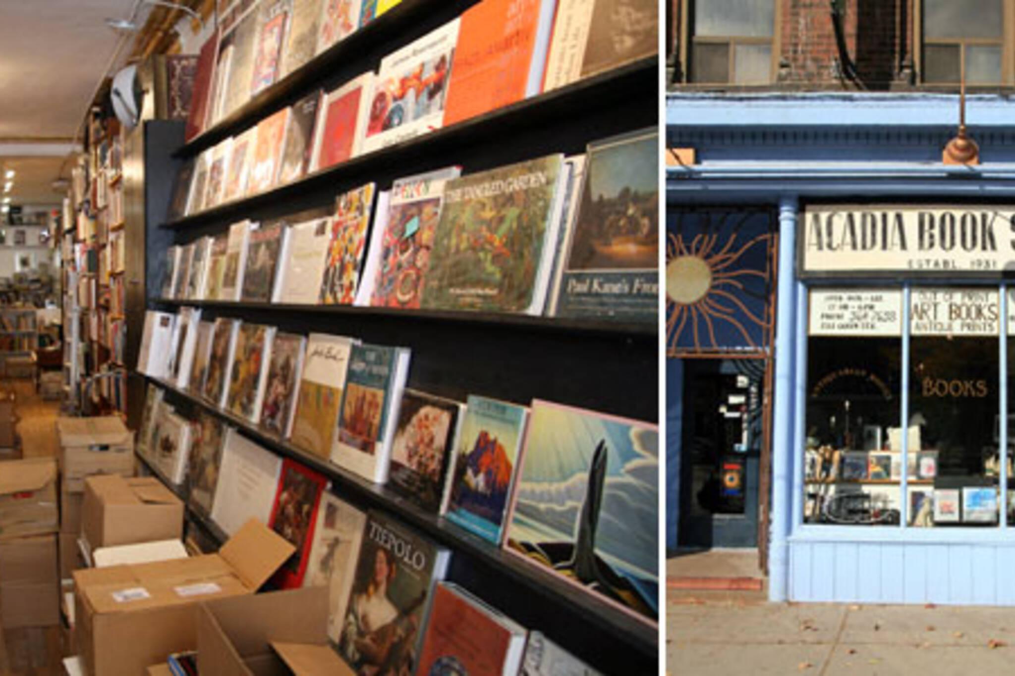 Toronto's oldest bookstore