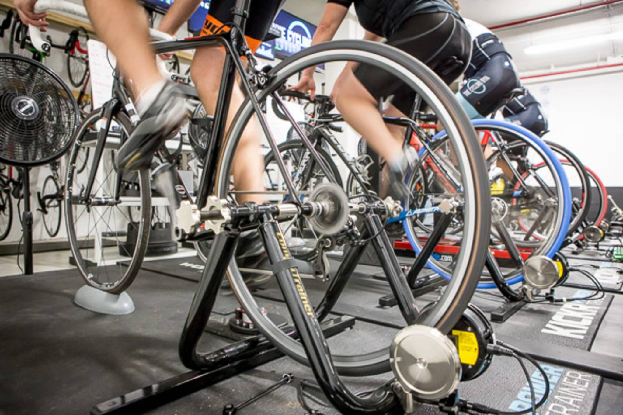 cyclist training toronto