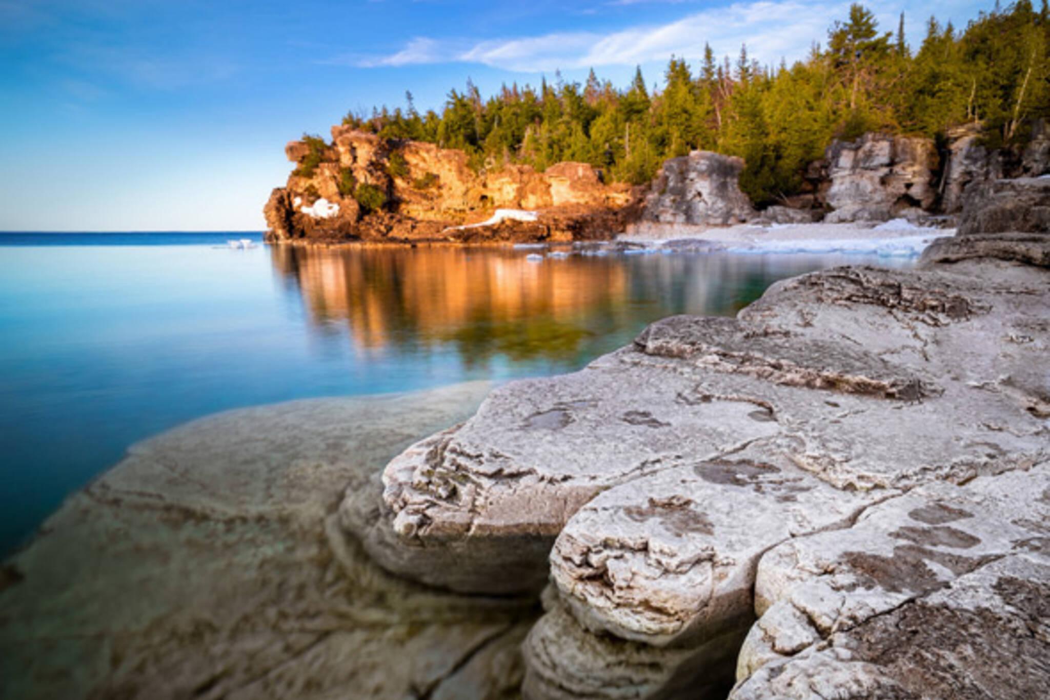 cliffs ontario