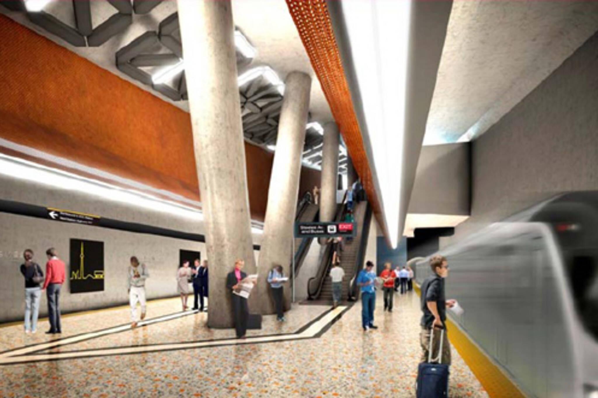 Spadina Subway Extension TTC