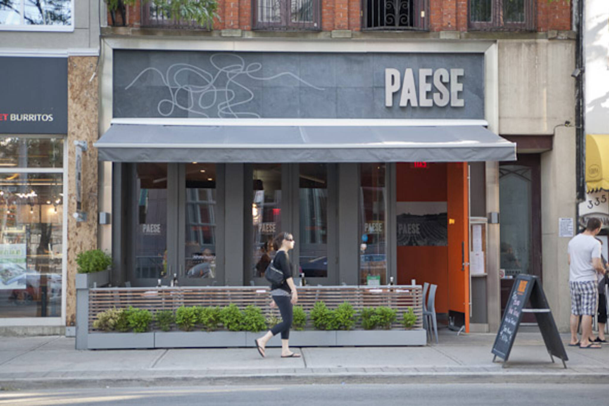 paese toronto