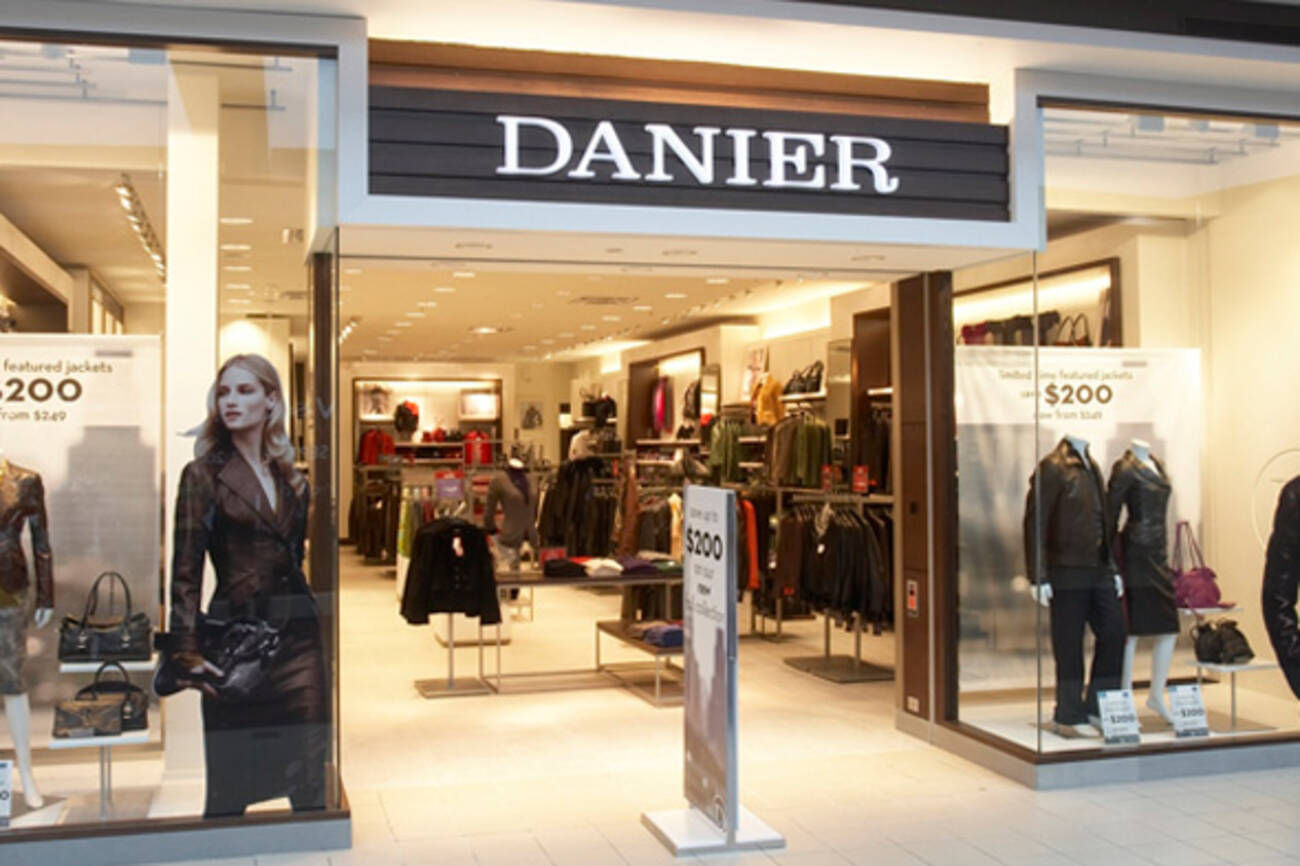 Danier Leather Is Closing All Of Its Stores