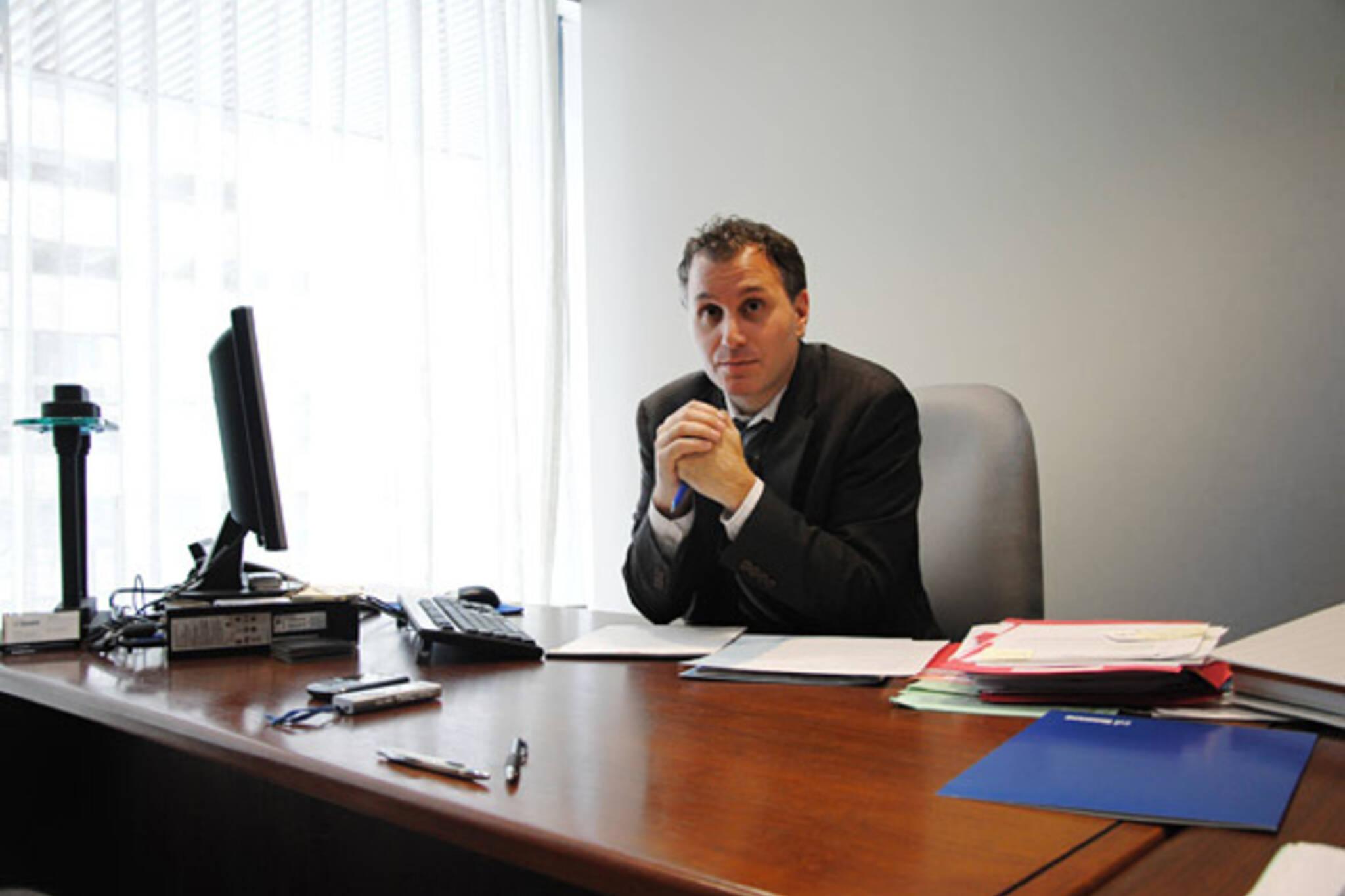 Josh Colle Toronto Councillor