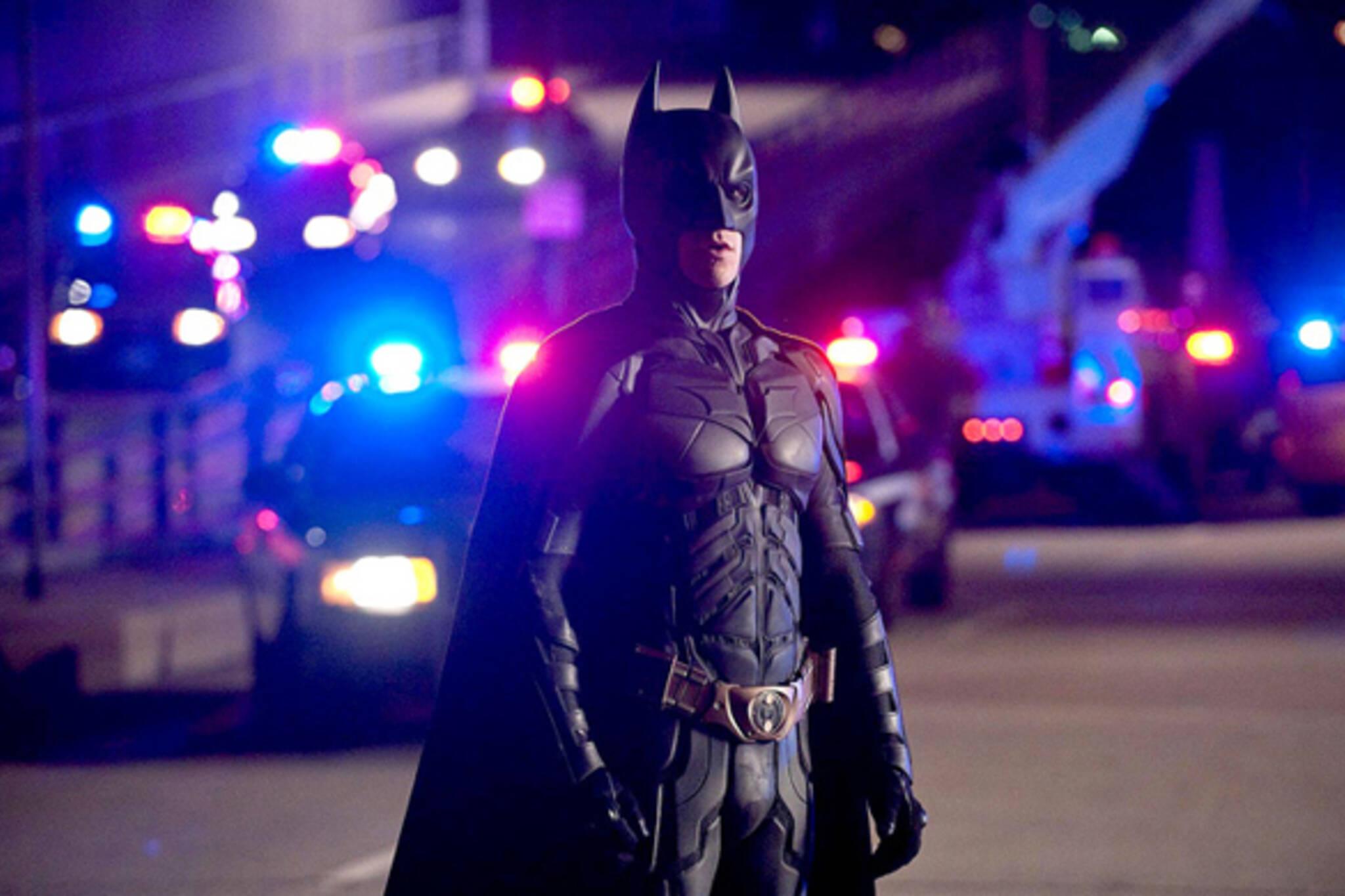 Batman film Toronto