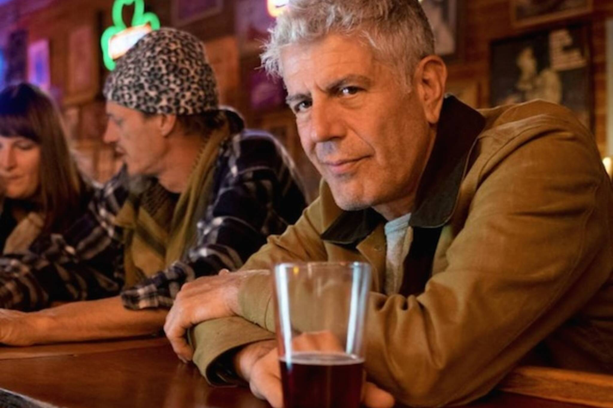 Anthony Bourdain toronto