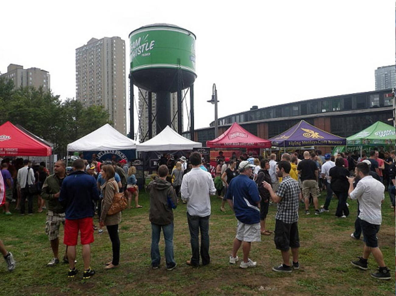 Roundhouse craft beer fest might be toronto 39 s best for Craft beer festival toronto