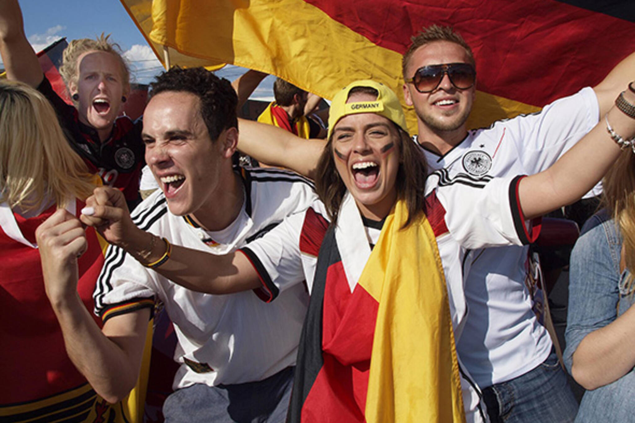 World Cup Toronto Germany