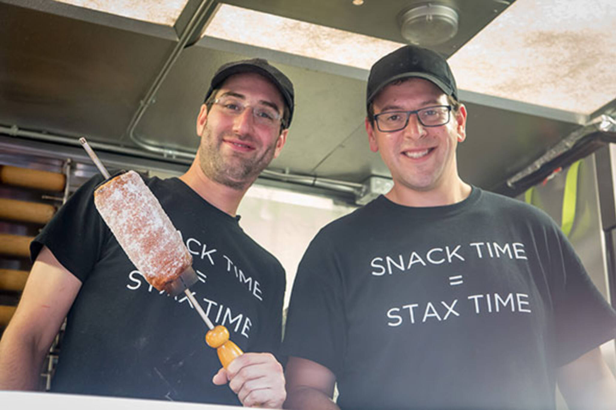Toronto Food Truck To Hit The Big Time After Dragon S Den